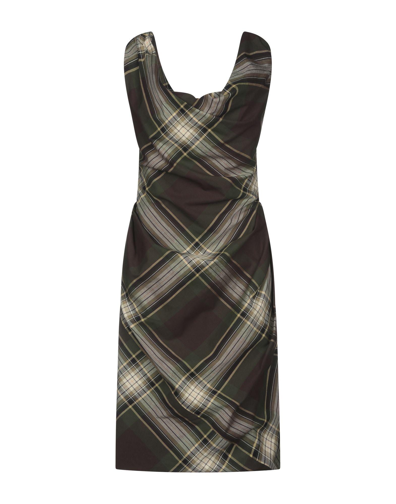 VIVIENNE WESTWOOD Короткое платье