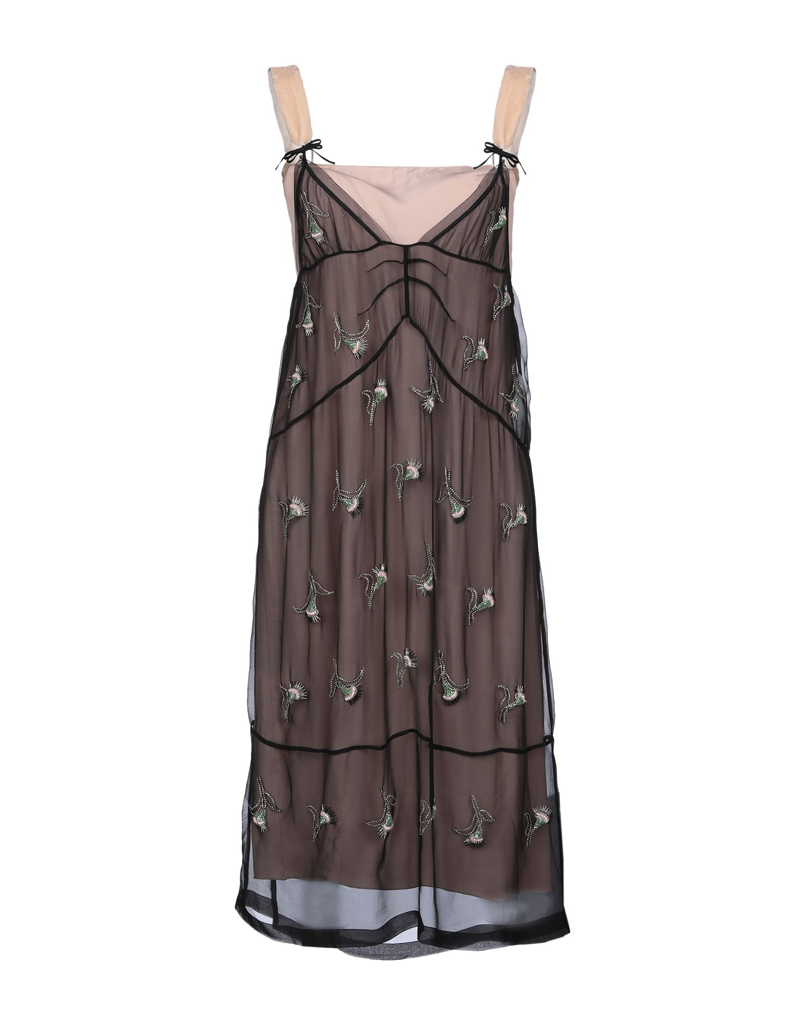 Фото - N°21 Платье до колена alice san diego платье до колена