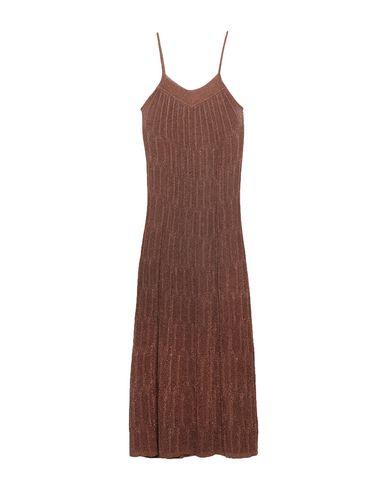 Длинное платье ROBERTO COLLINA 34903532TG