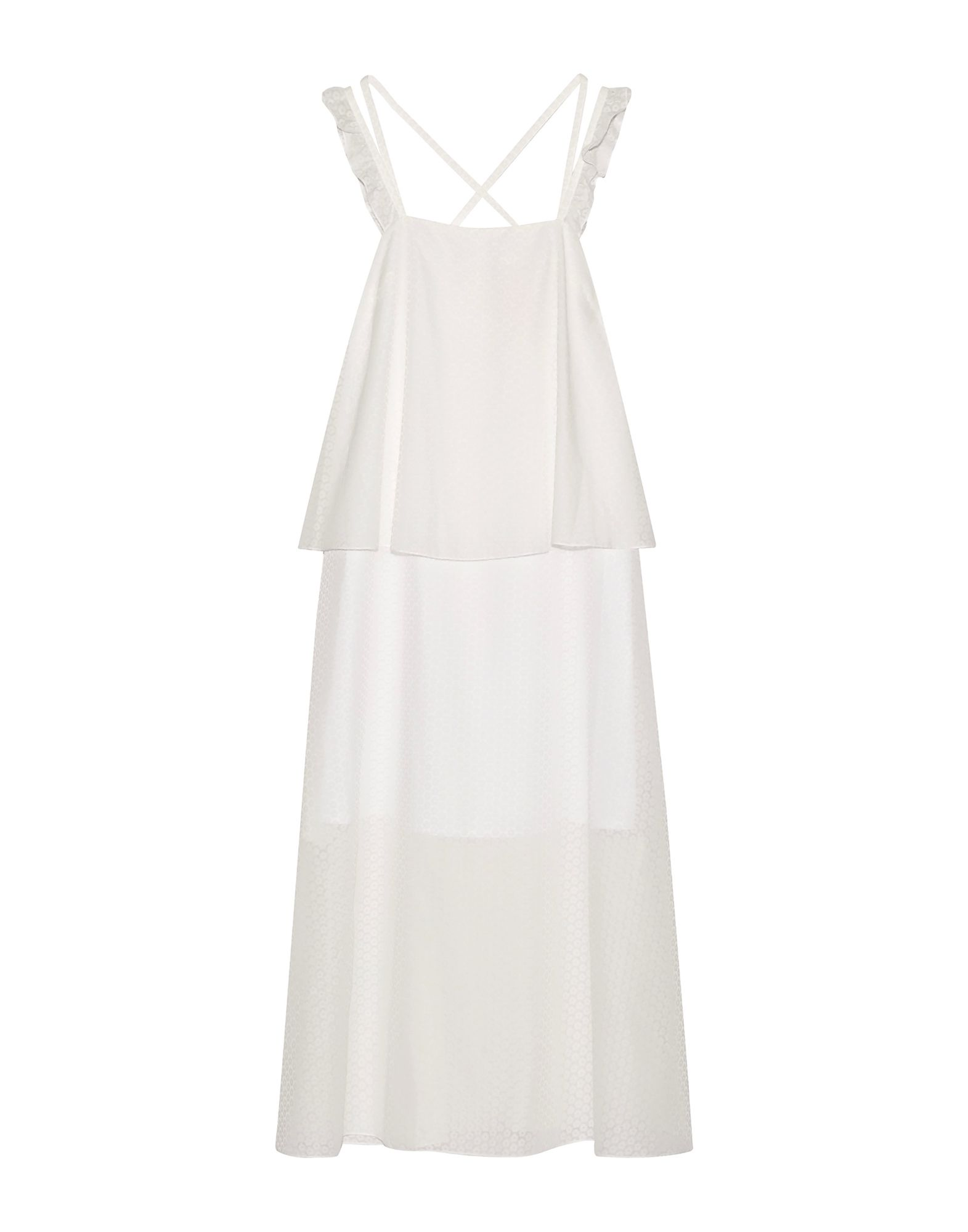 PASKAL Платье длиной 3/4 paskal юбка длиной 3 4