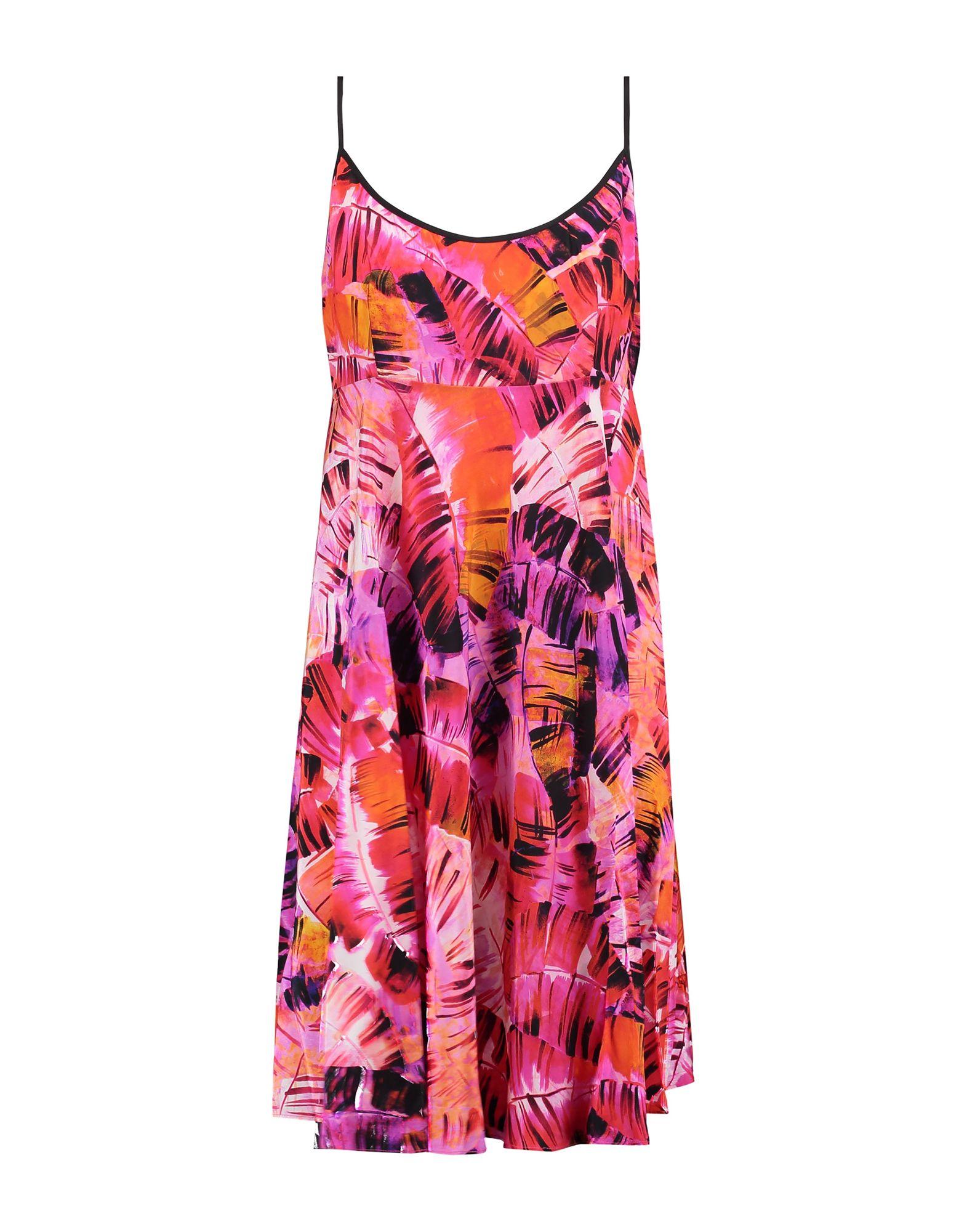 MATTHEW WILLIAMSON Короткое платье цена 2017