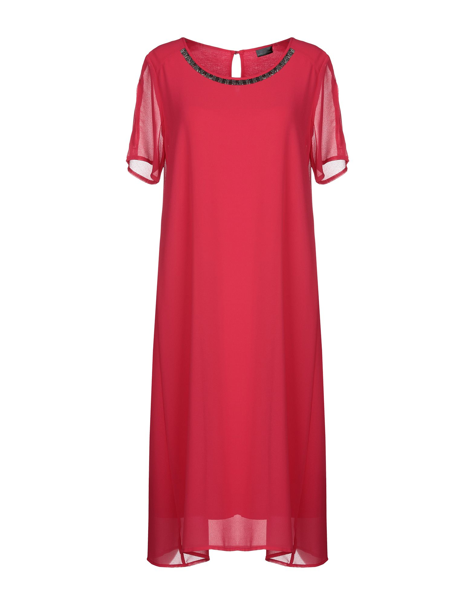 BARBARA LEBEK Платье до колена barbara lebek футболка