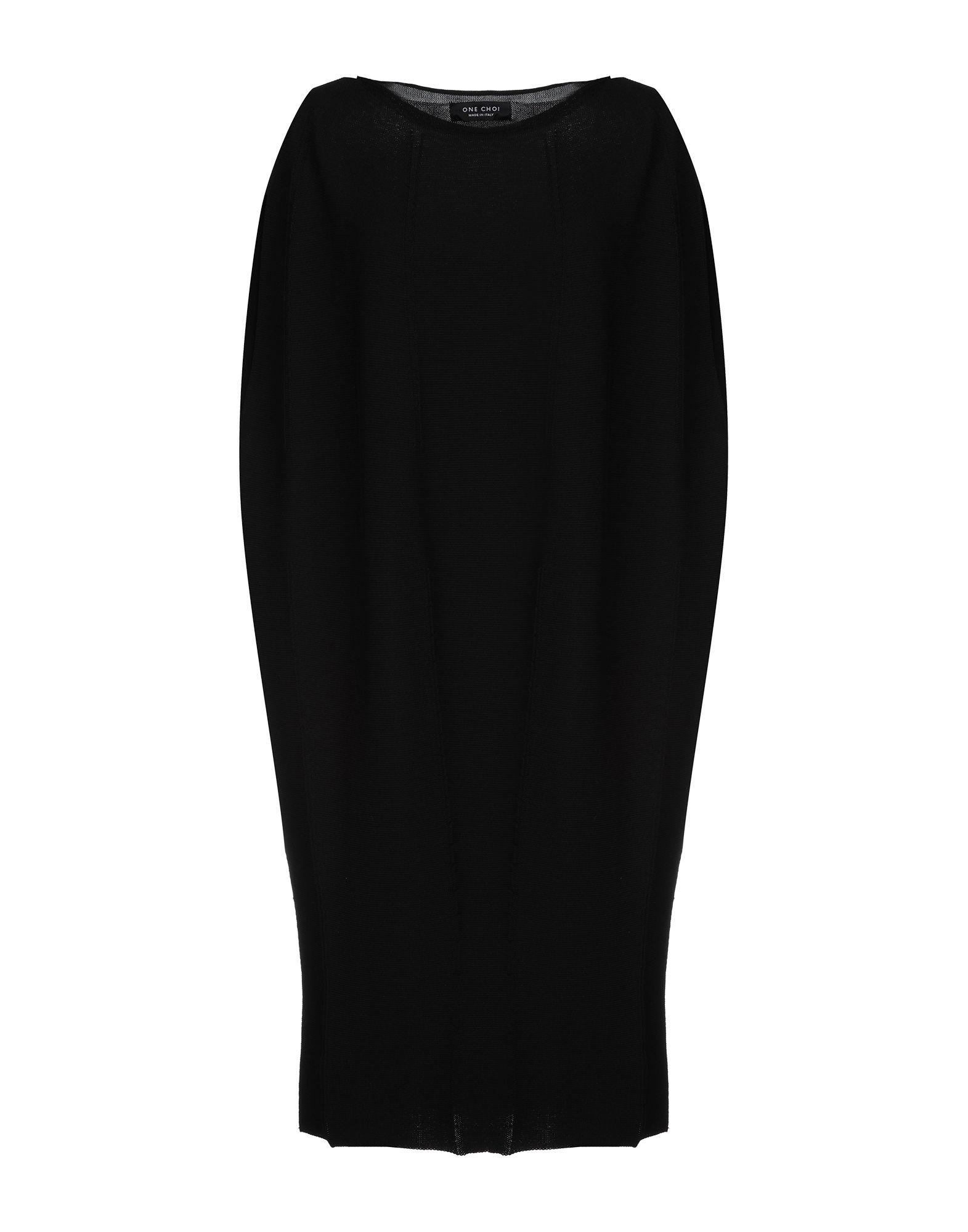 ONE CHOI Короткое платье цены онлайн