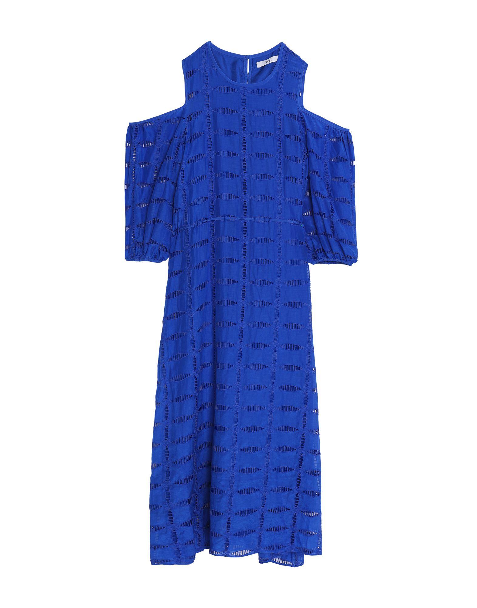TIBI Платье длиной 3/4 цена 2017