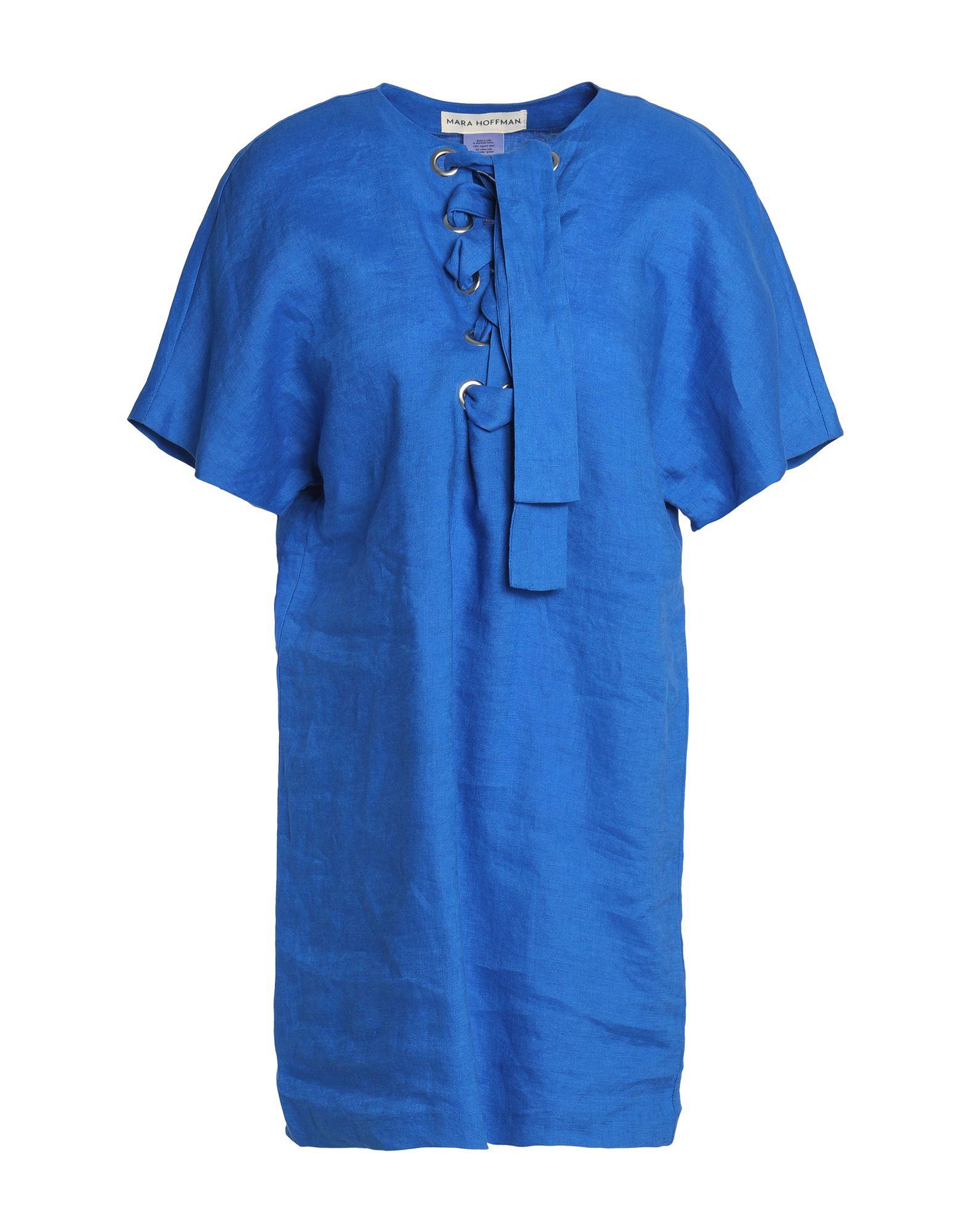 MARA HOFFMAN Короткое платье цена 2017