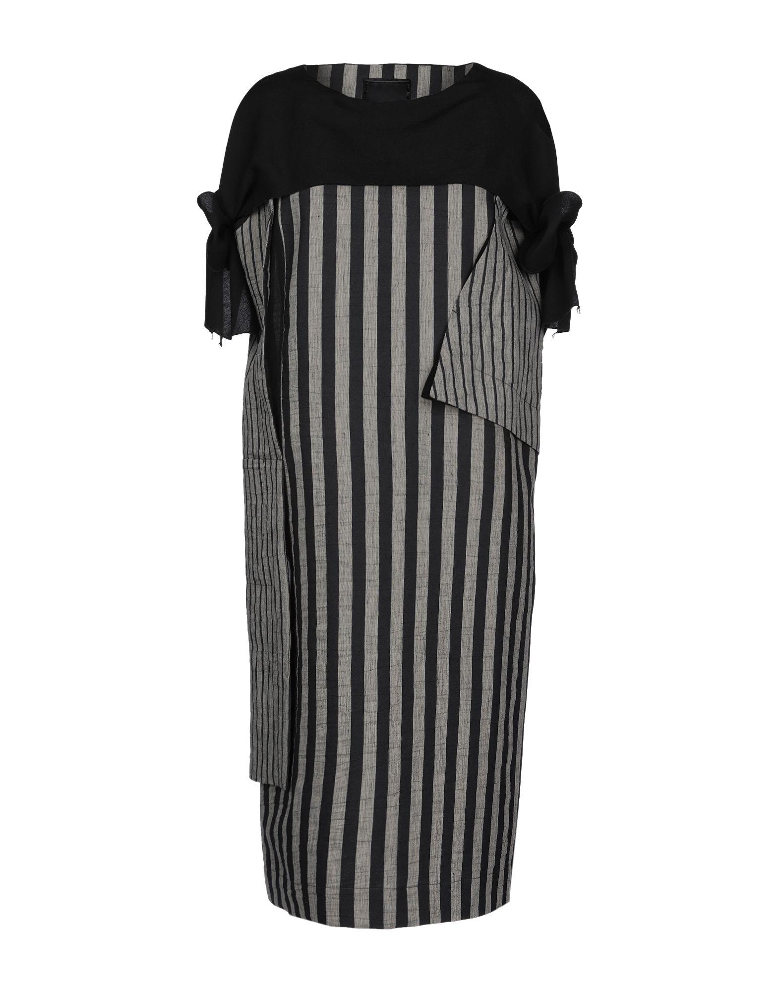 TOM REBL Платье до колена tom rebl длинное платье