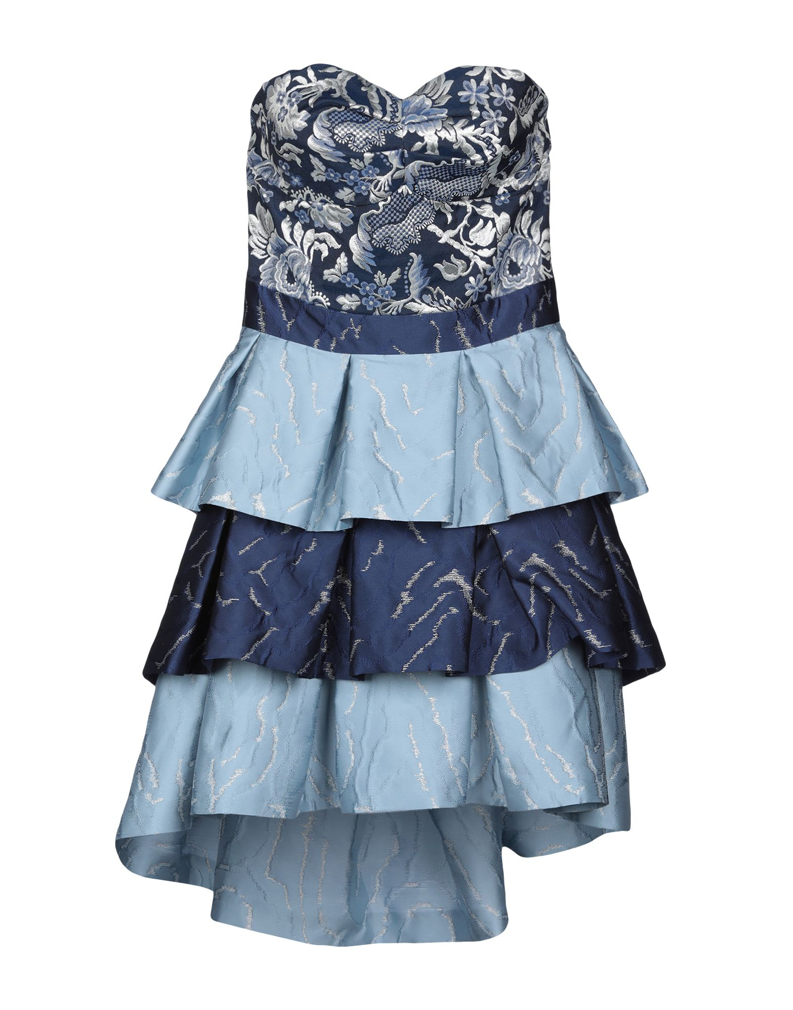 CHRISTIAN PELLIZZARI Короткое платье