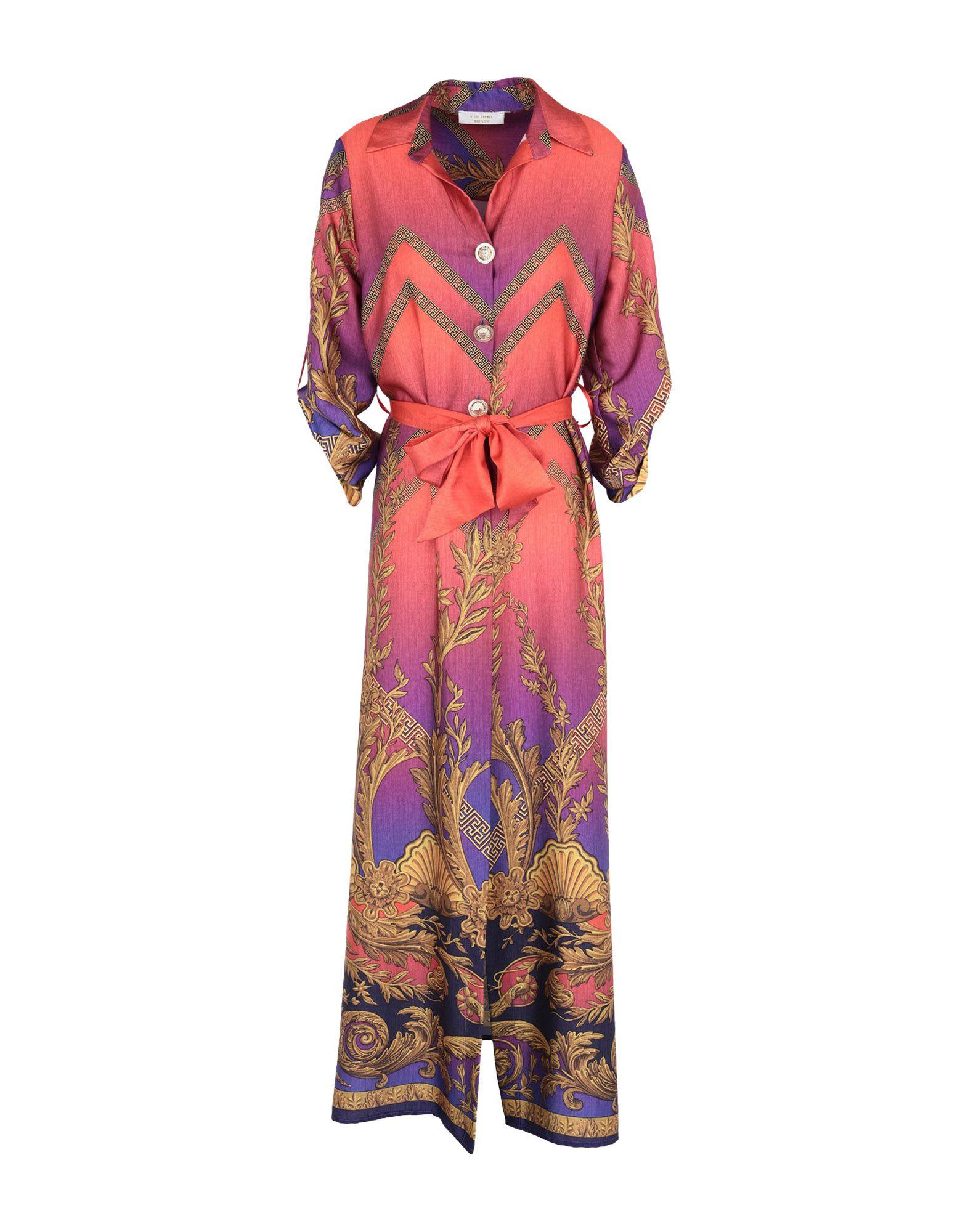 BABYLON Длинное платье babylon пиджак