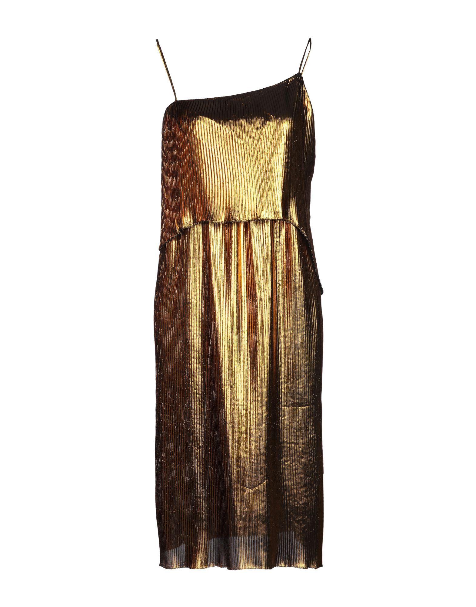 CEDRIC CHARLIER Платье до колена cedric charlier платье с принтом