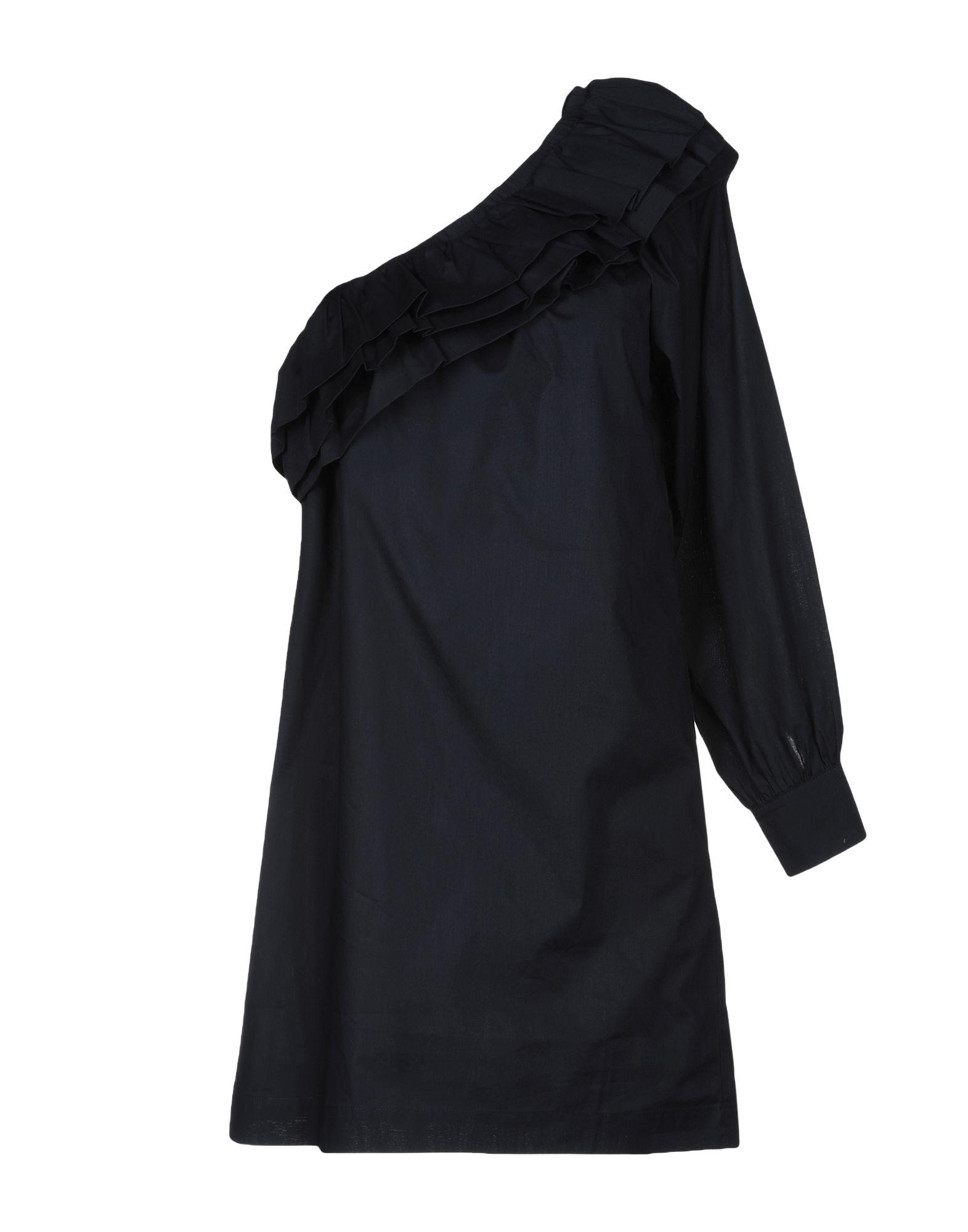 ALPHA STUDIO Короткое платье цена 2017