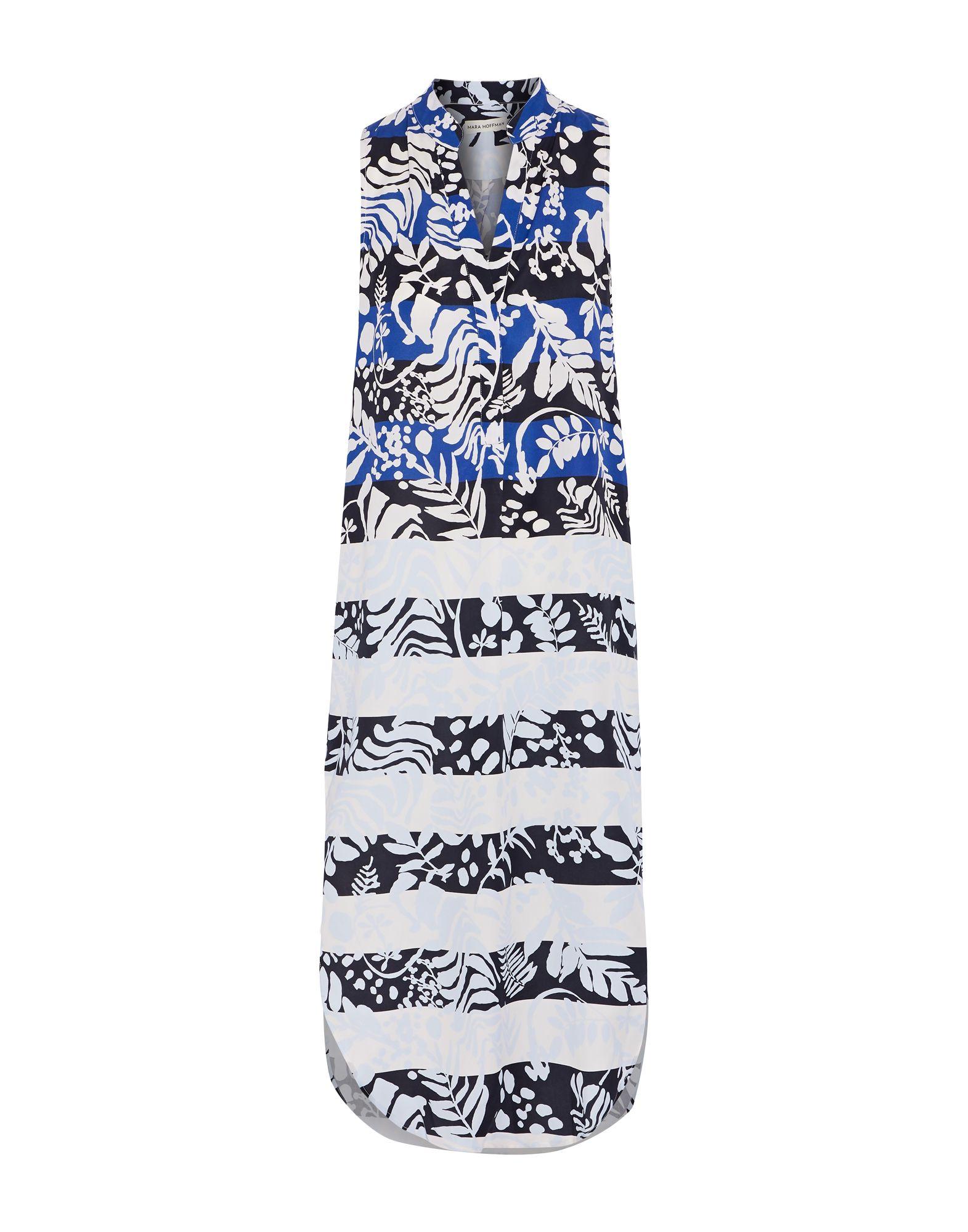 MARA HOFFMAN Платье длиной 3/4 цена 2017