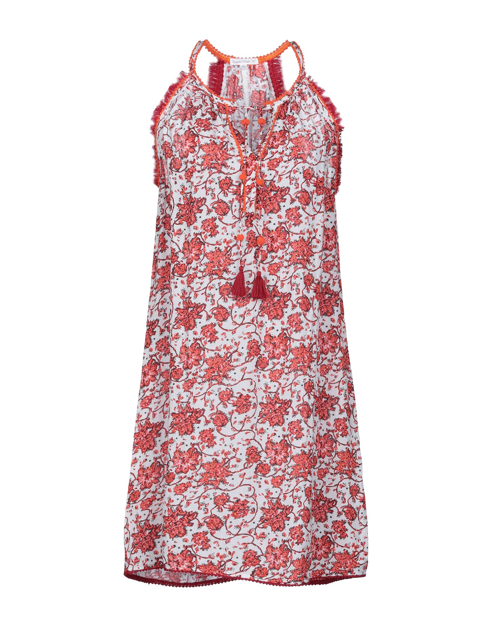 POUPETTE ST BARTH Короткое платье