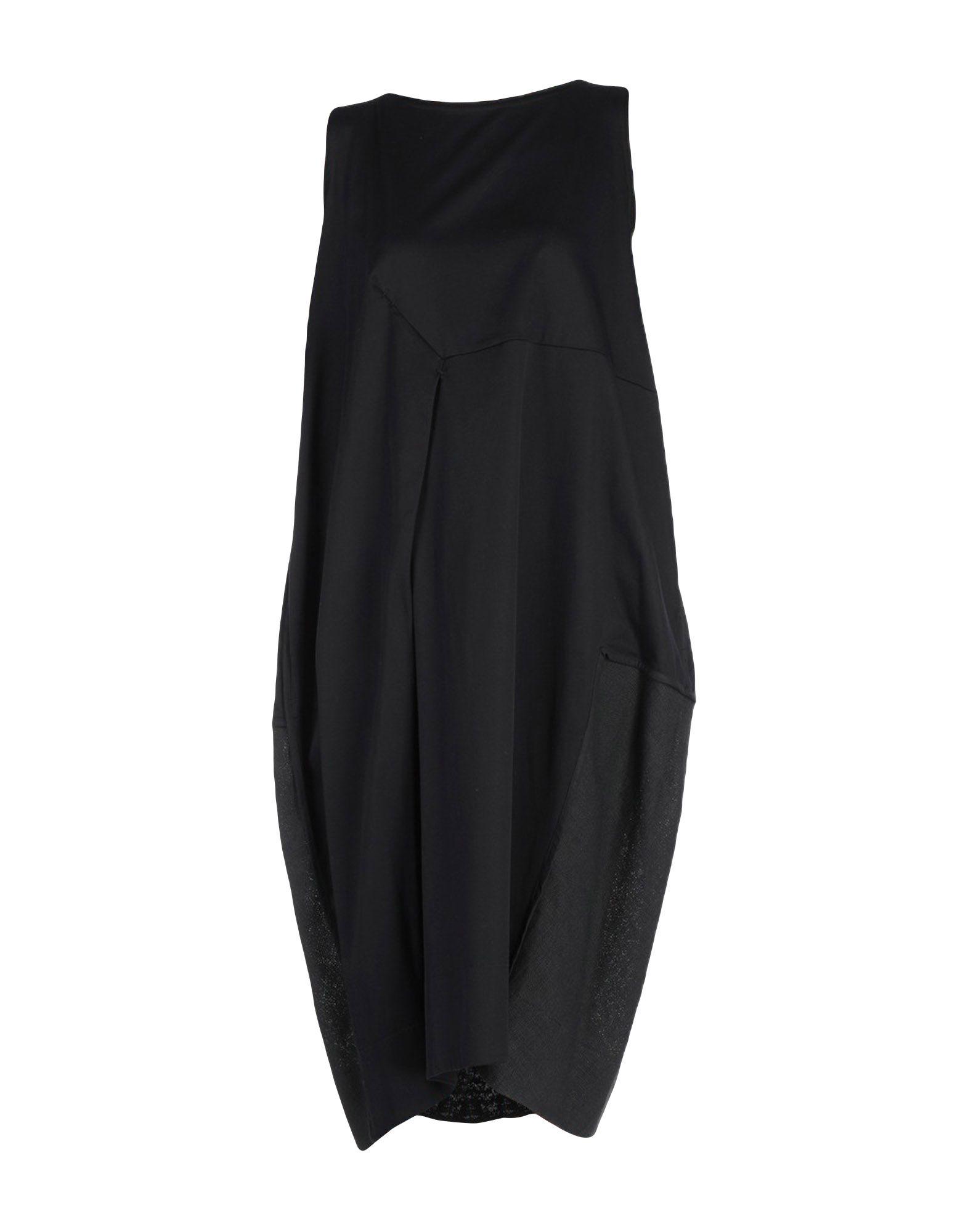 (Y) Платье до колена y 3 юбка до колена