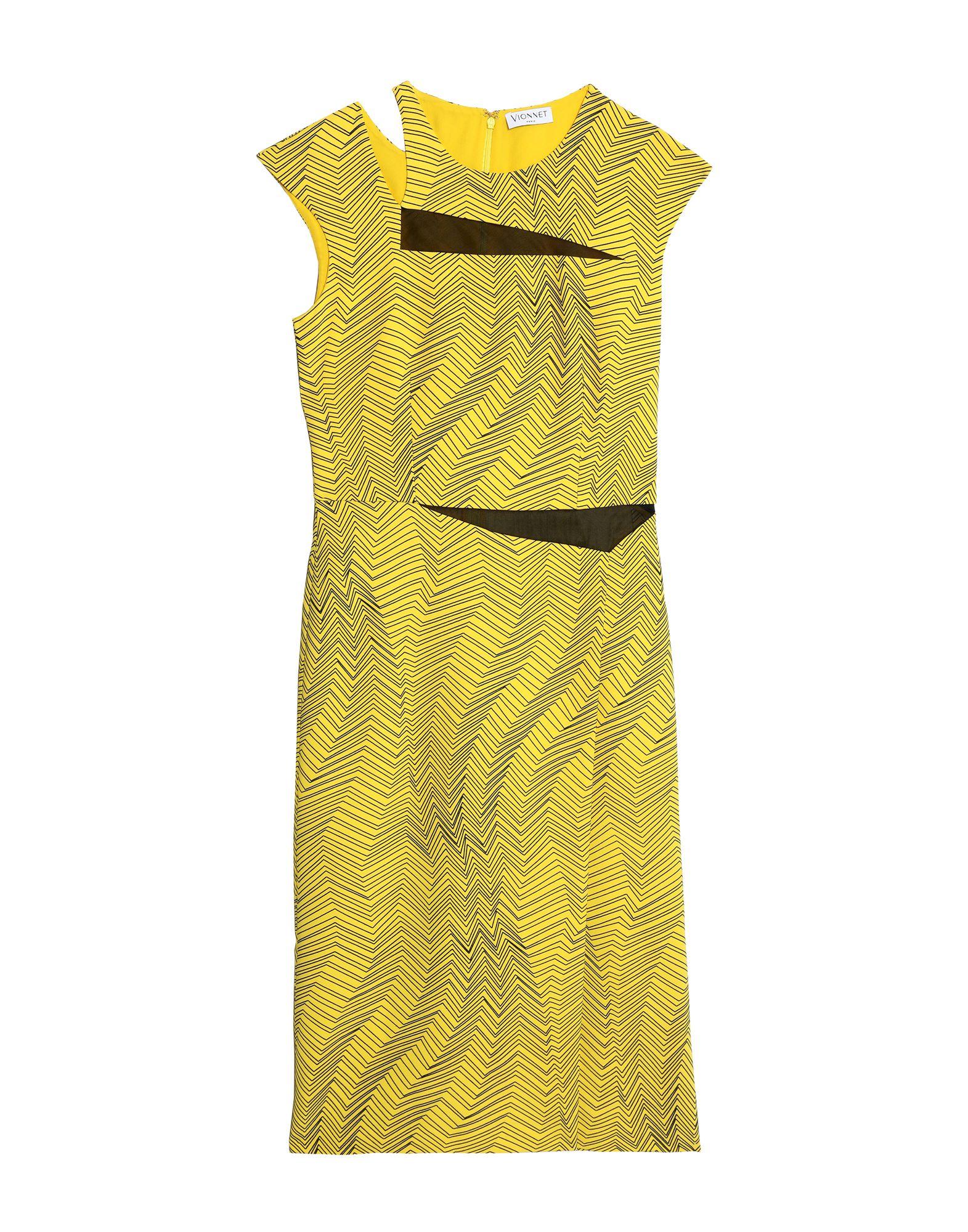 VIONNET Платье до колена