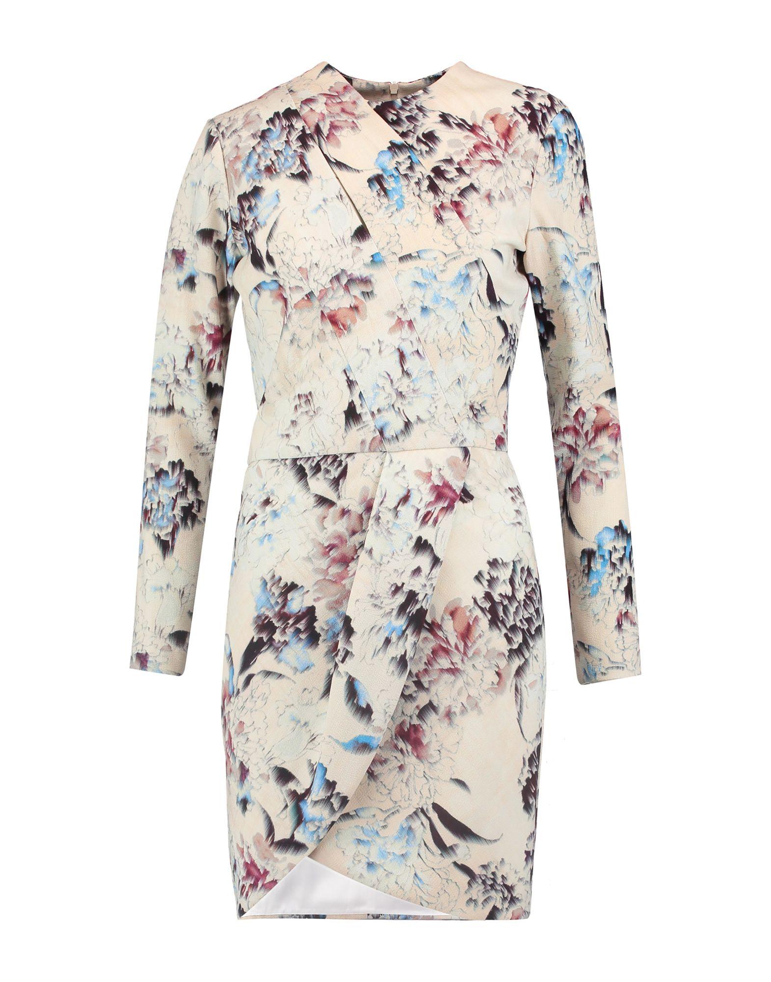 MICHELLE MASON Короткое платье michelle mason длинная юбка