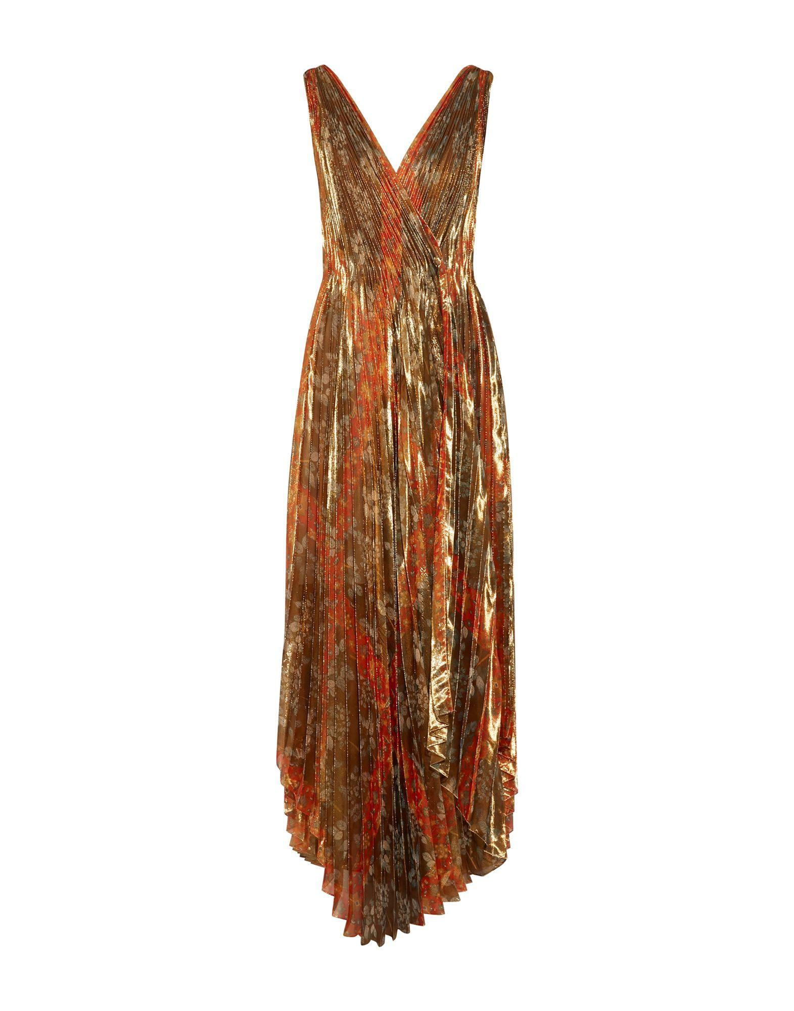 OSCAR DE LA RENTA Платье длиной 3/4 la fabrique платье длиной 3 4