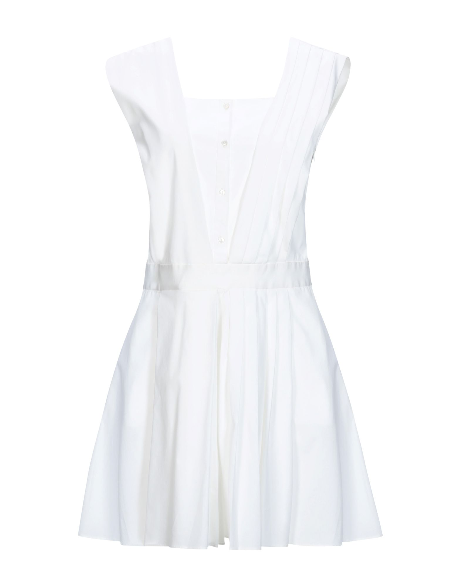 VIKTOR & ROLF Короткое платье платье рубашка fox yulia sway платье рубашка fox