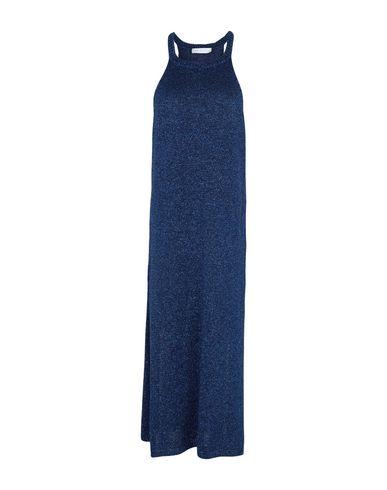 Фото - Платье длиной 3/4 от GIADA BENINCASA синего цвета