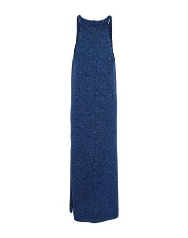 Фото 2 - Платье длиной 3/4 от GIADA BENINCASA синего цвета