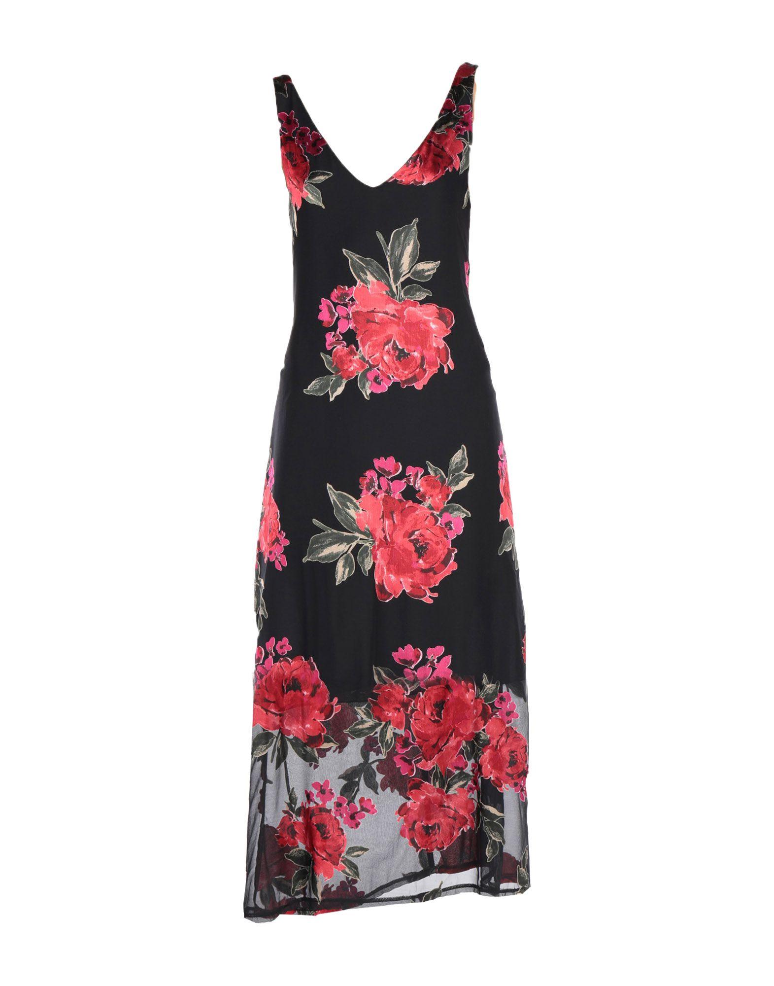TENSIONE IN Платье длиной 3/4 tensione in платье page 9