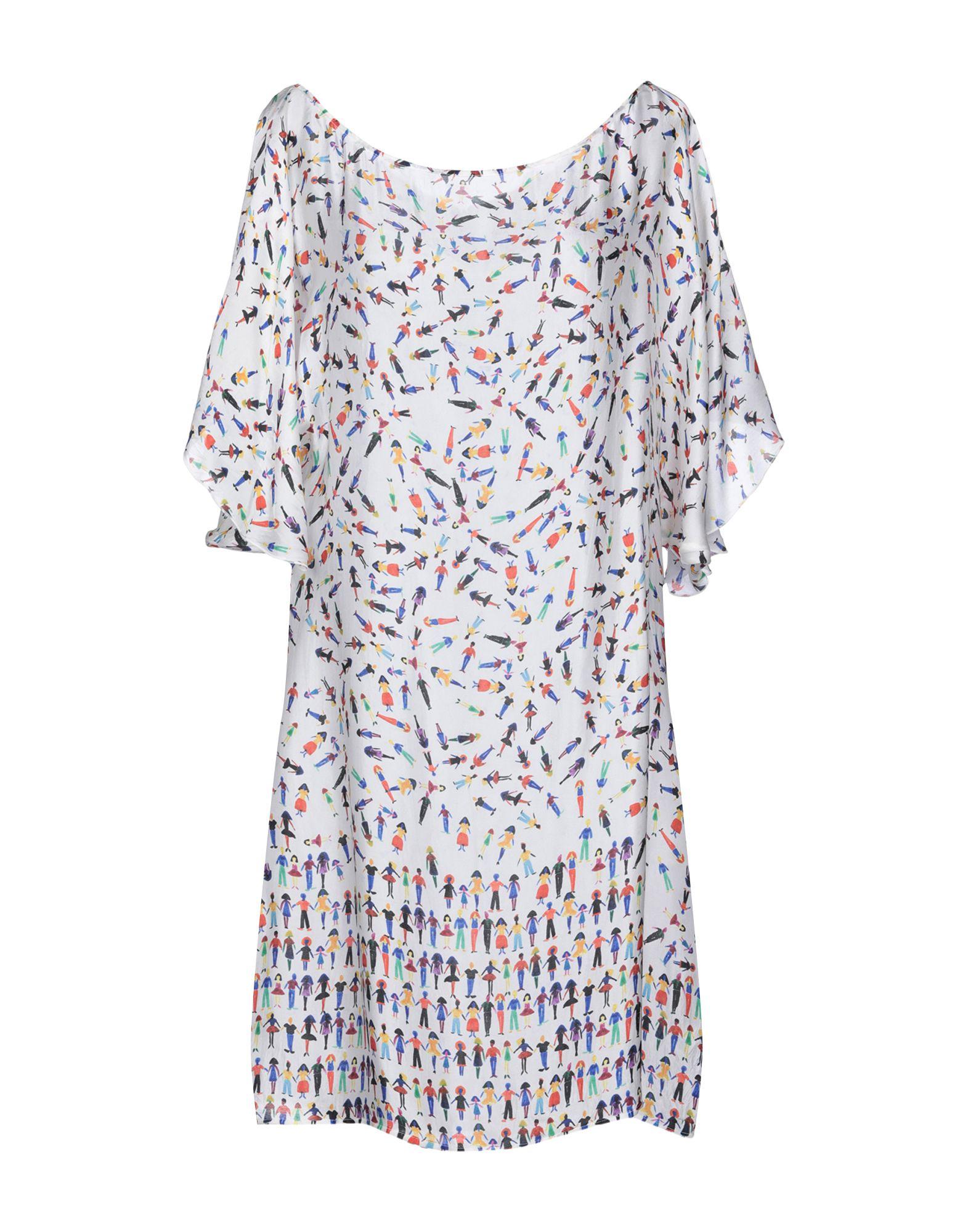 CORA de ADAMICH Короткое платье ботильоны cora