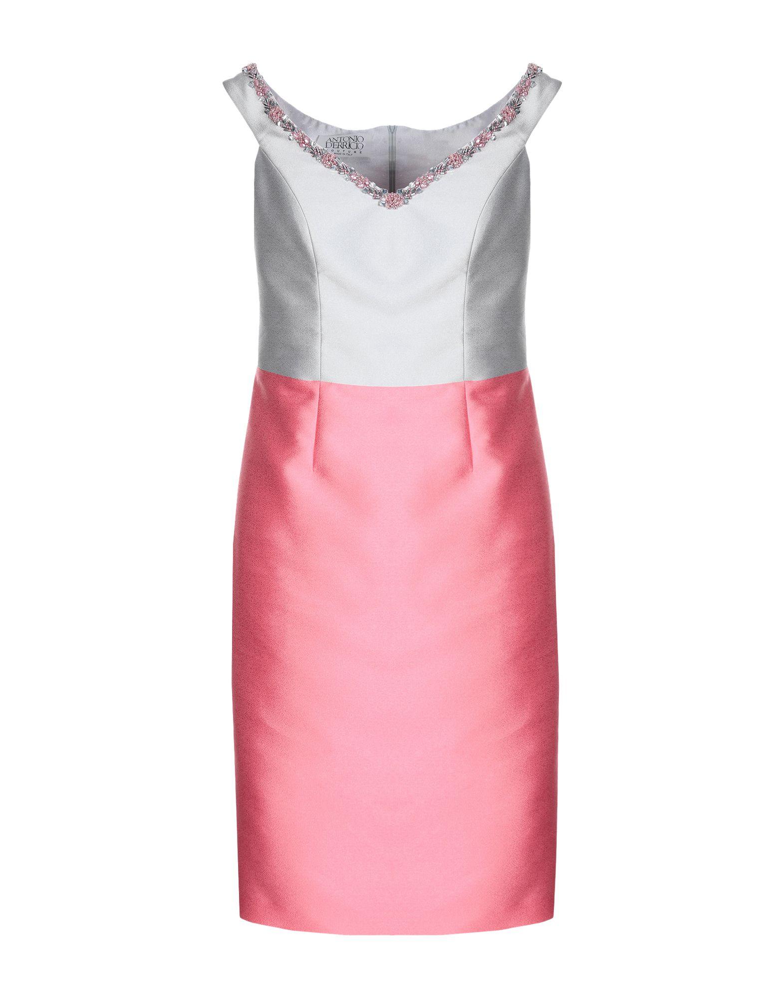ANTONIO D'ERRICO Короткое платье