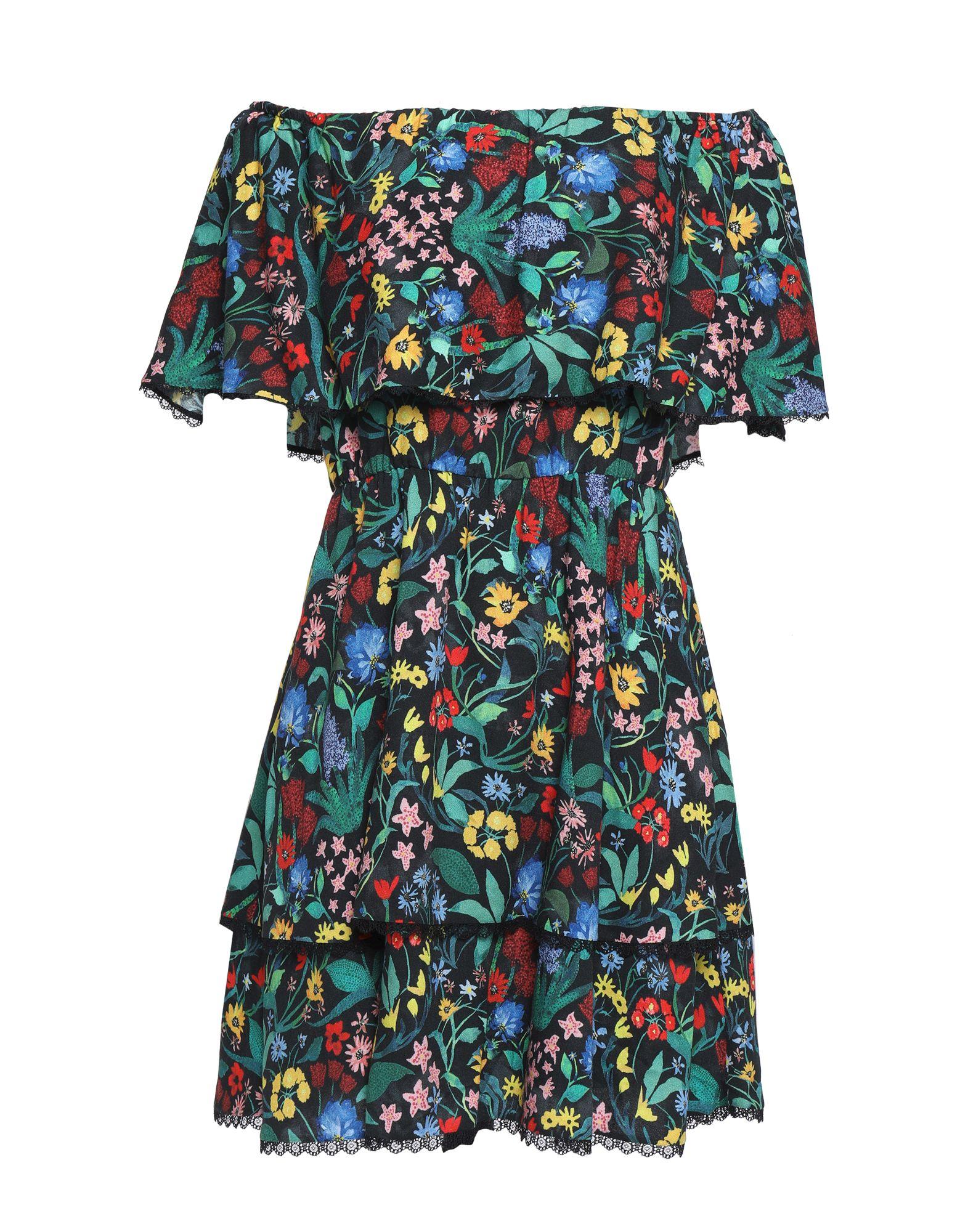 Фото - ALICE + OLIVIA Короткое платье alice san diego платье до колена