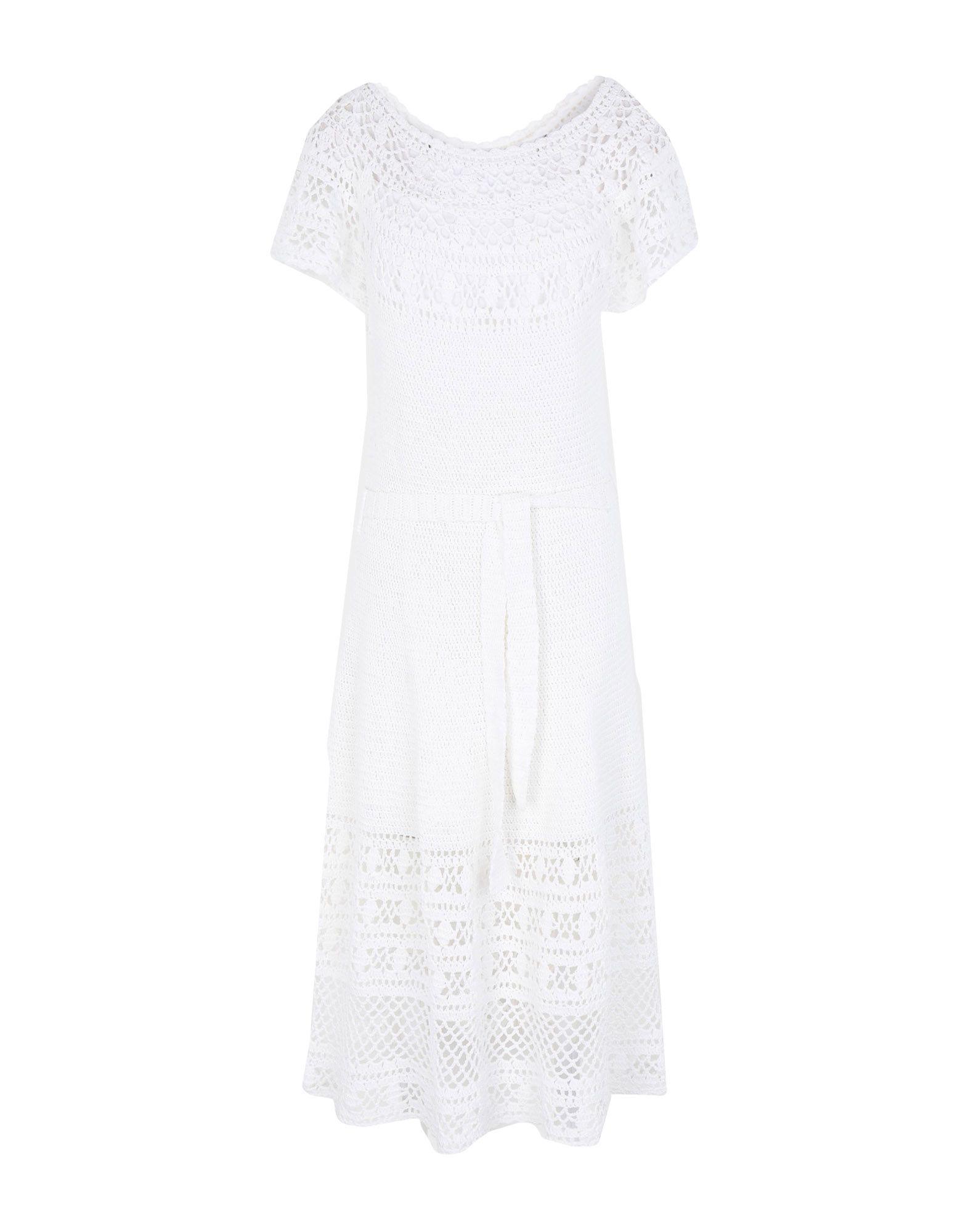 OBLÒ UNIQUE Платье длиной 3/4 oblò® unique платье до колена