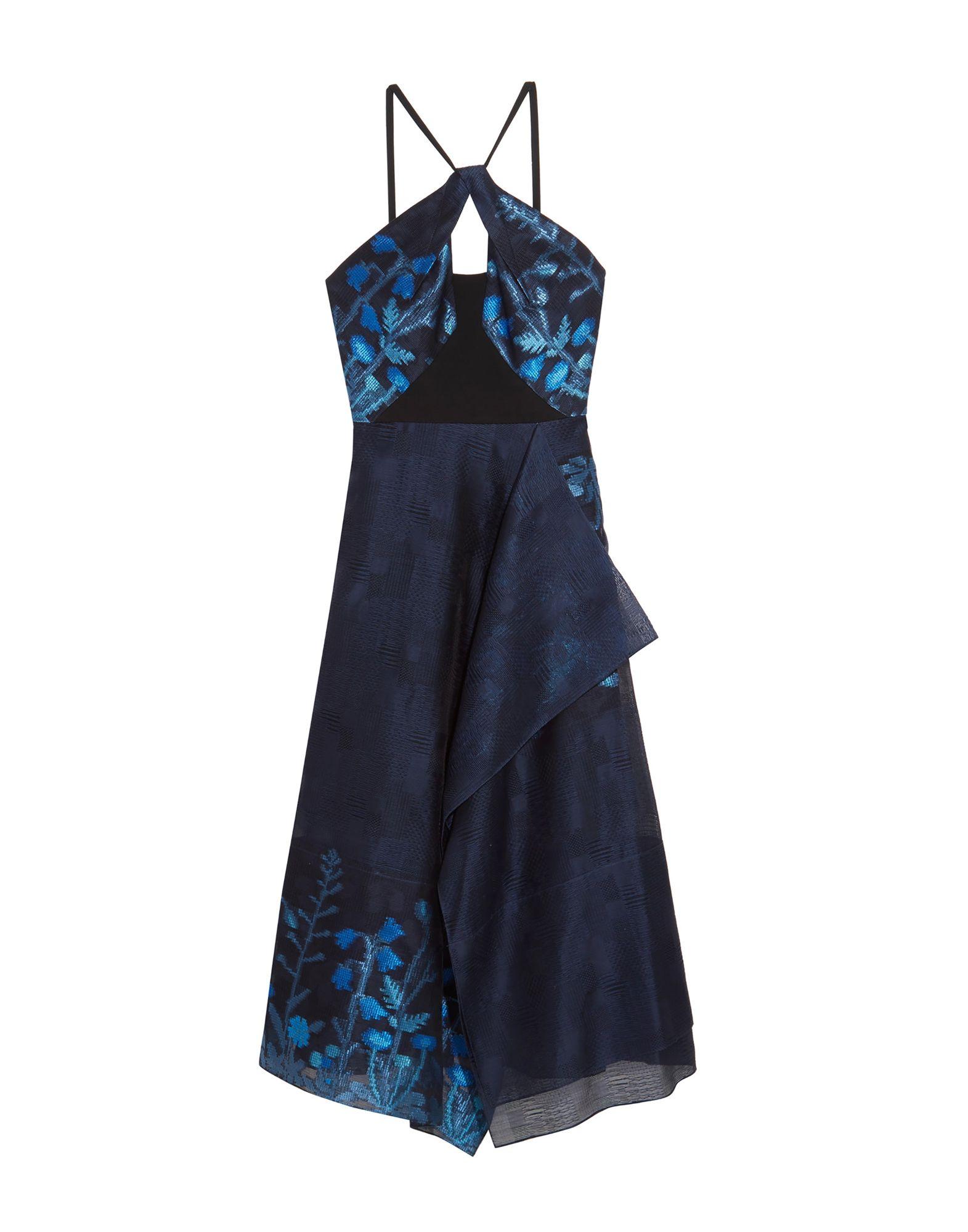 купить ROLAND MOURET Короткое платье по цене 96000 рублей