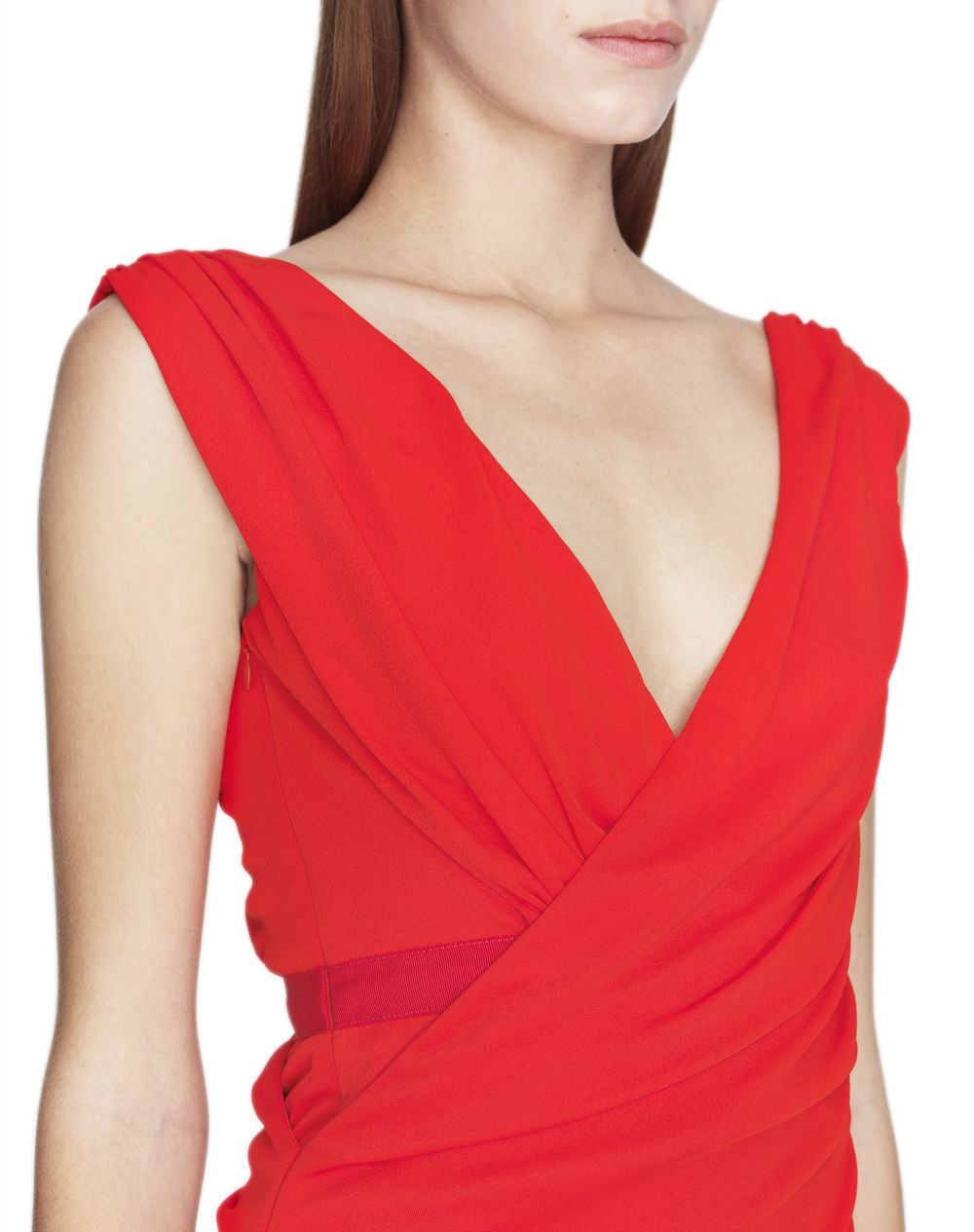 POPPY JERSEY DRESS - Lanvin
