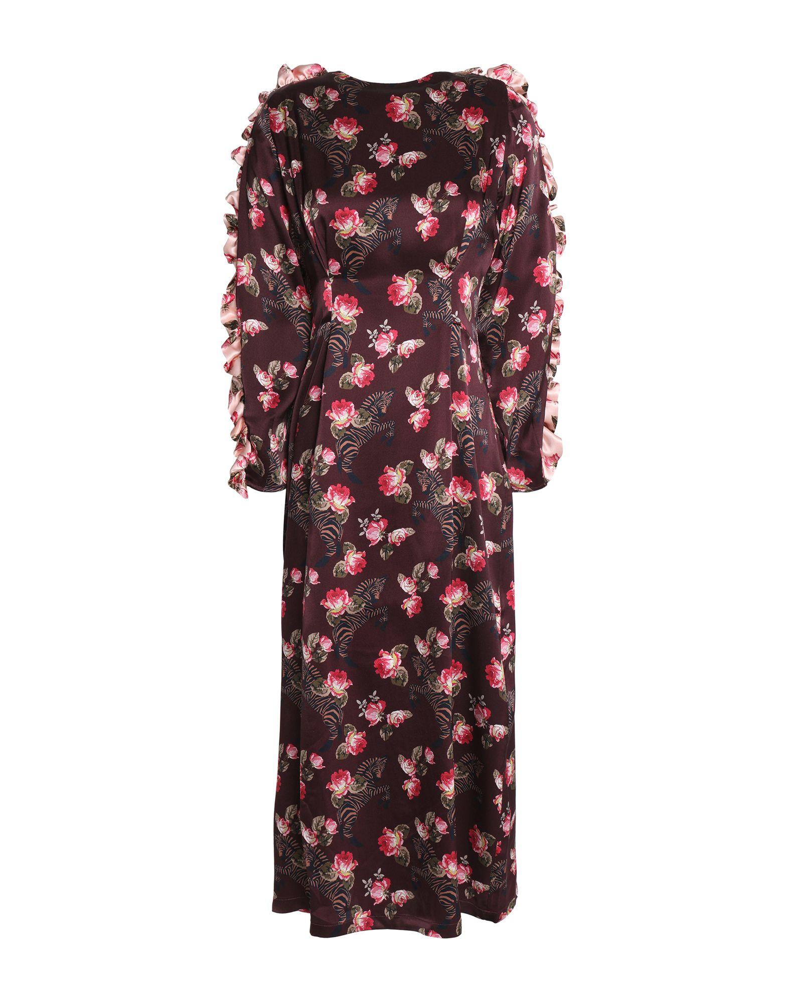MOTHER OF PEARL Платье длиной 3/4 walk of shame платье длиной 3 4