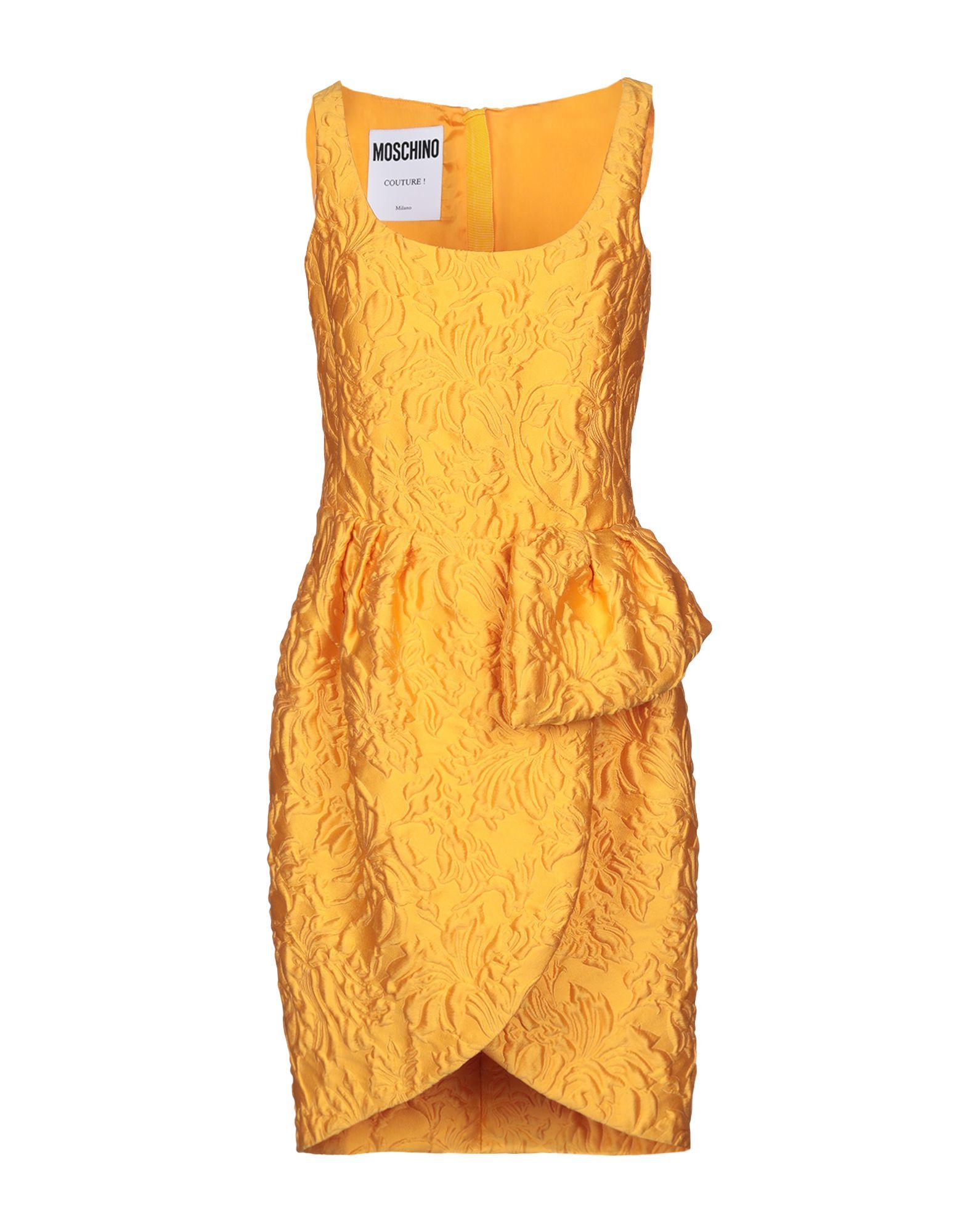Платье MOSCHINO