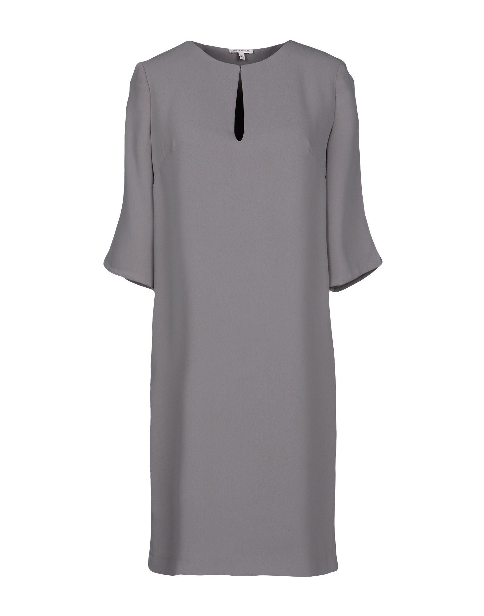 P.A.R.O.S.H. Короткое платье fornarina короткое платье