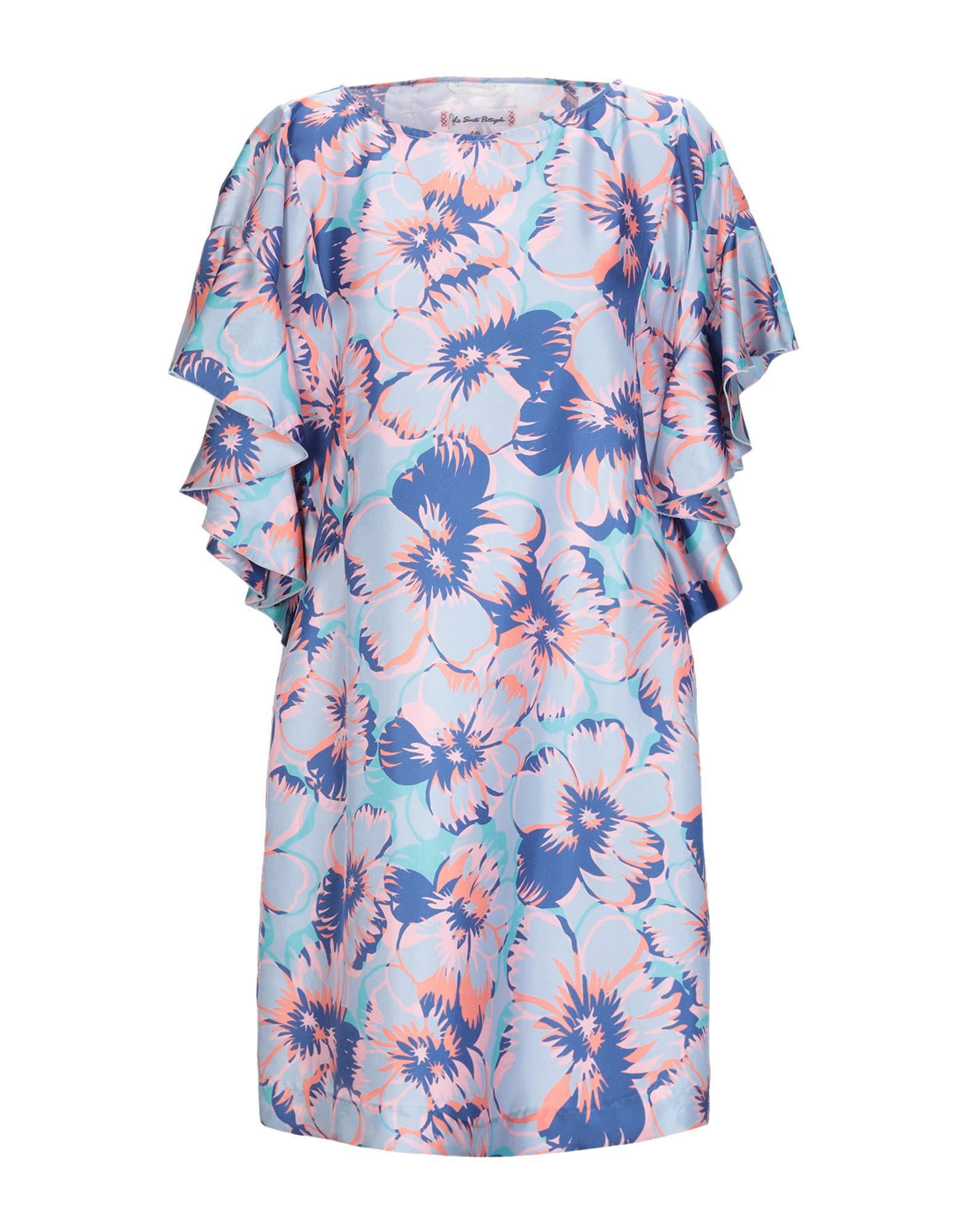 LE SARTE PETTEGOLE Короткое платье цена 2017