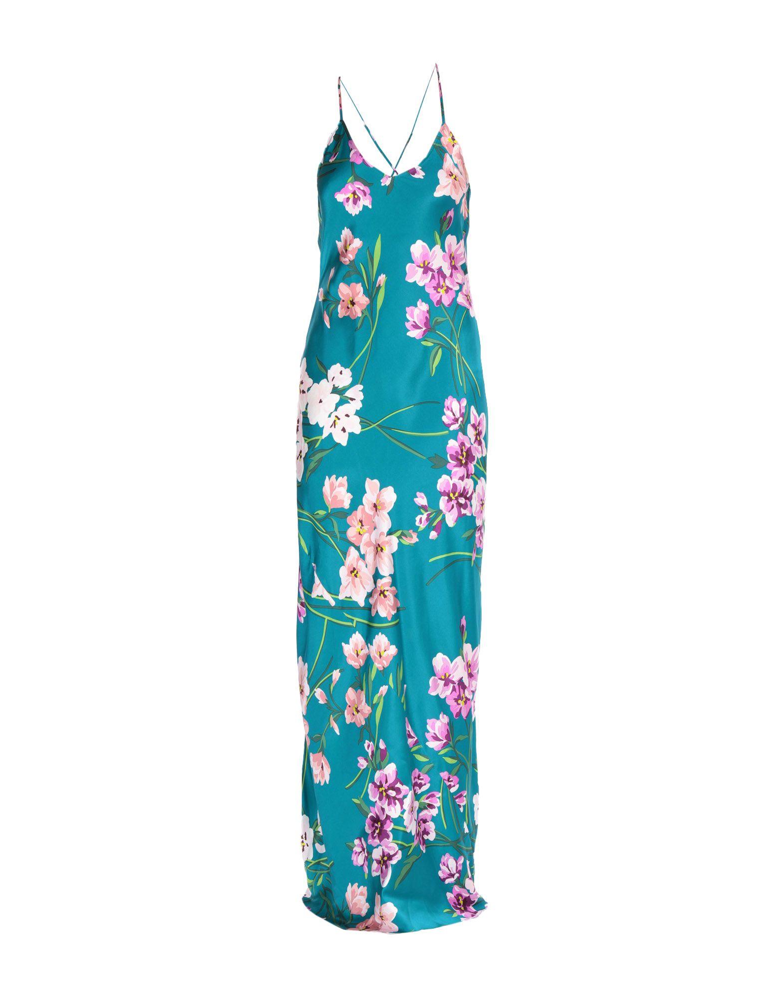 OLIVIA VON HALLE Длинное платье ben zucker halle saale