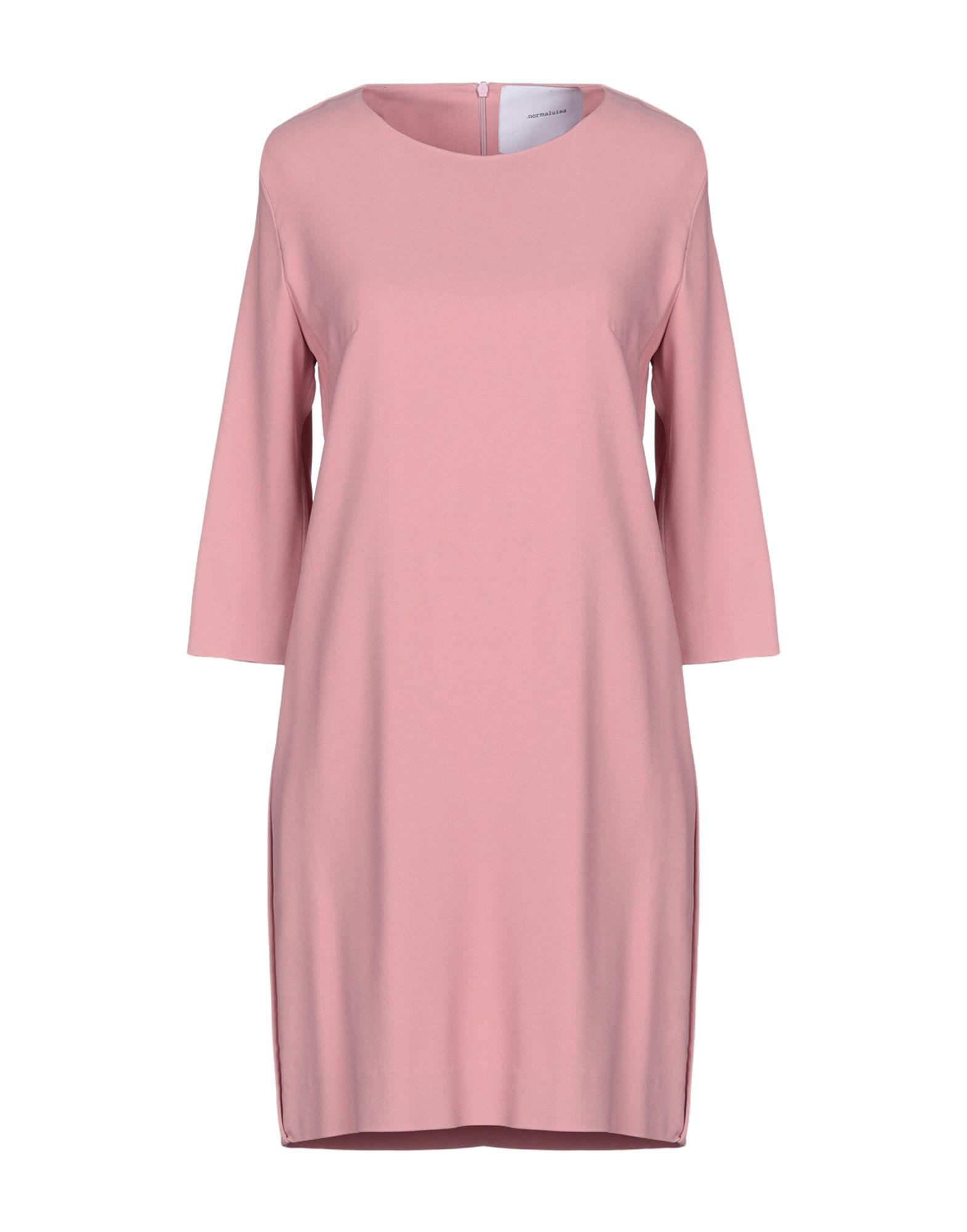 NORMALUISA Короткое платье цена