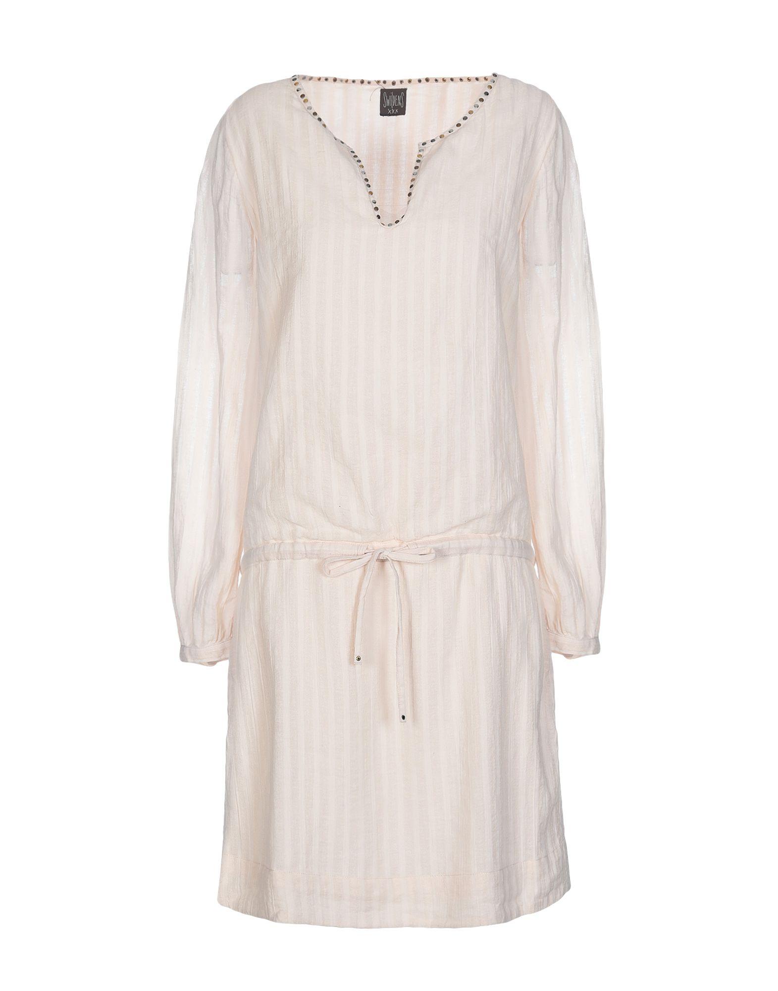 SWILDENS Короткое платье