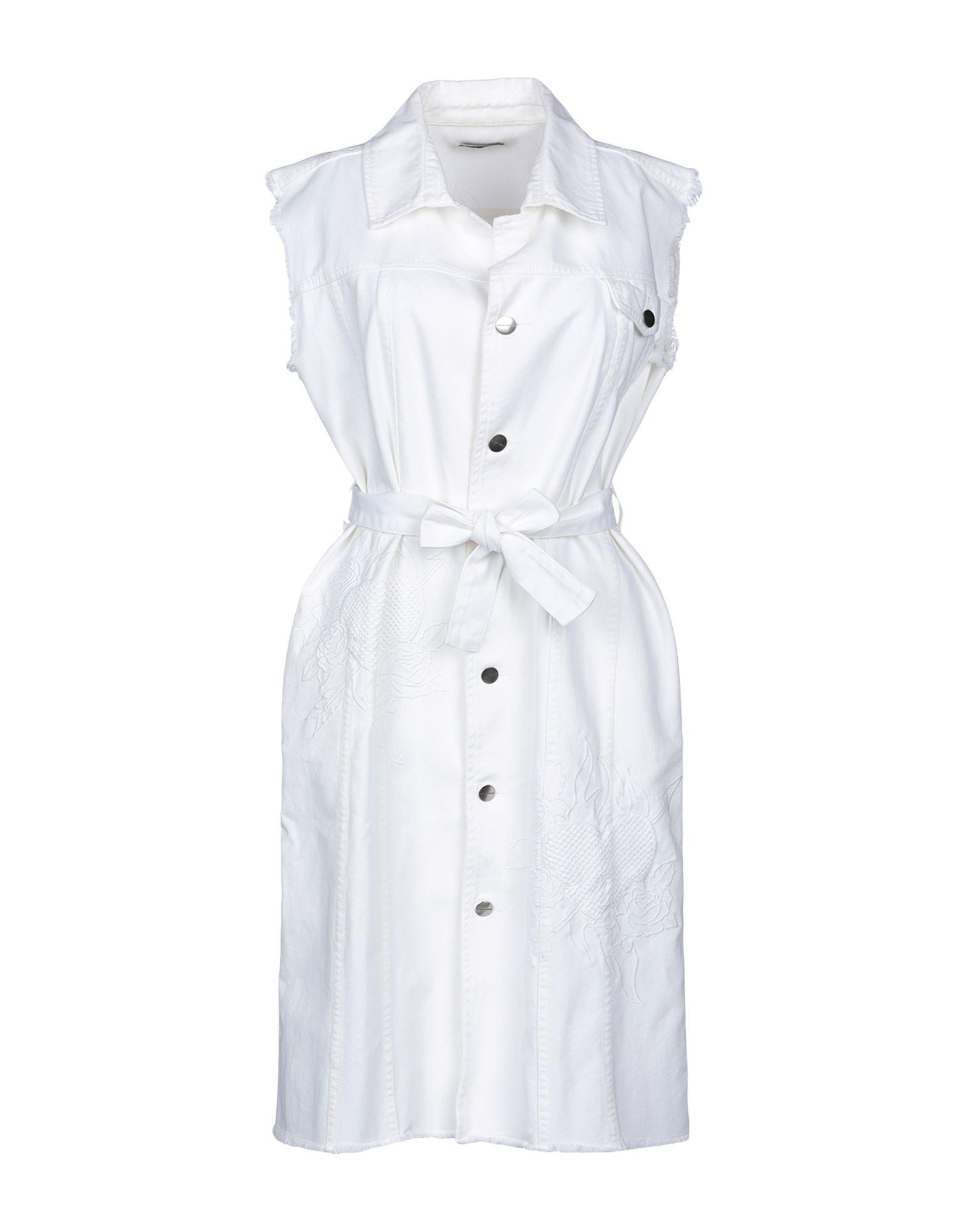 EACH X OTHER Платье до колена кисточка для ногтей other 10 x t122