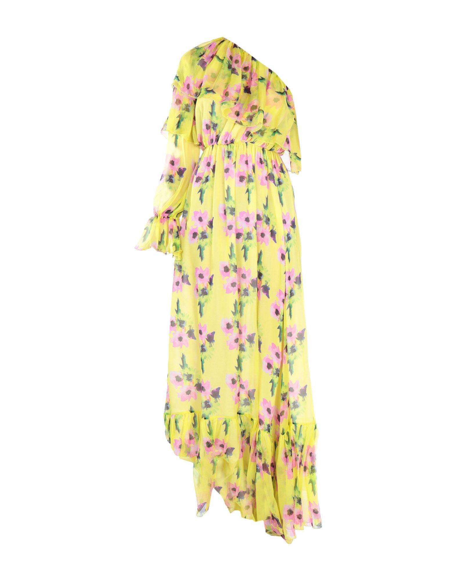 MSGM Длинное платье 923 зима полный дрель бархат вечернее платье длинное плечо банкет тост одежды тонкий тонкий хост