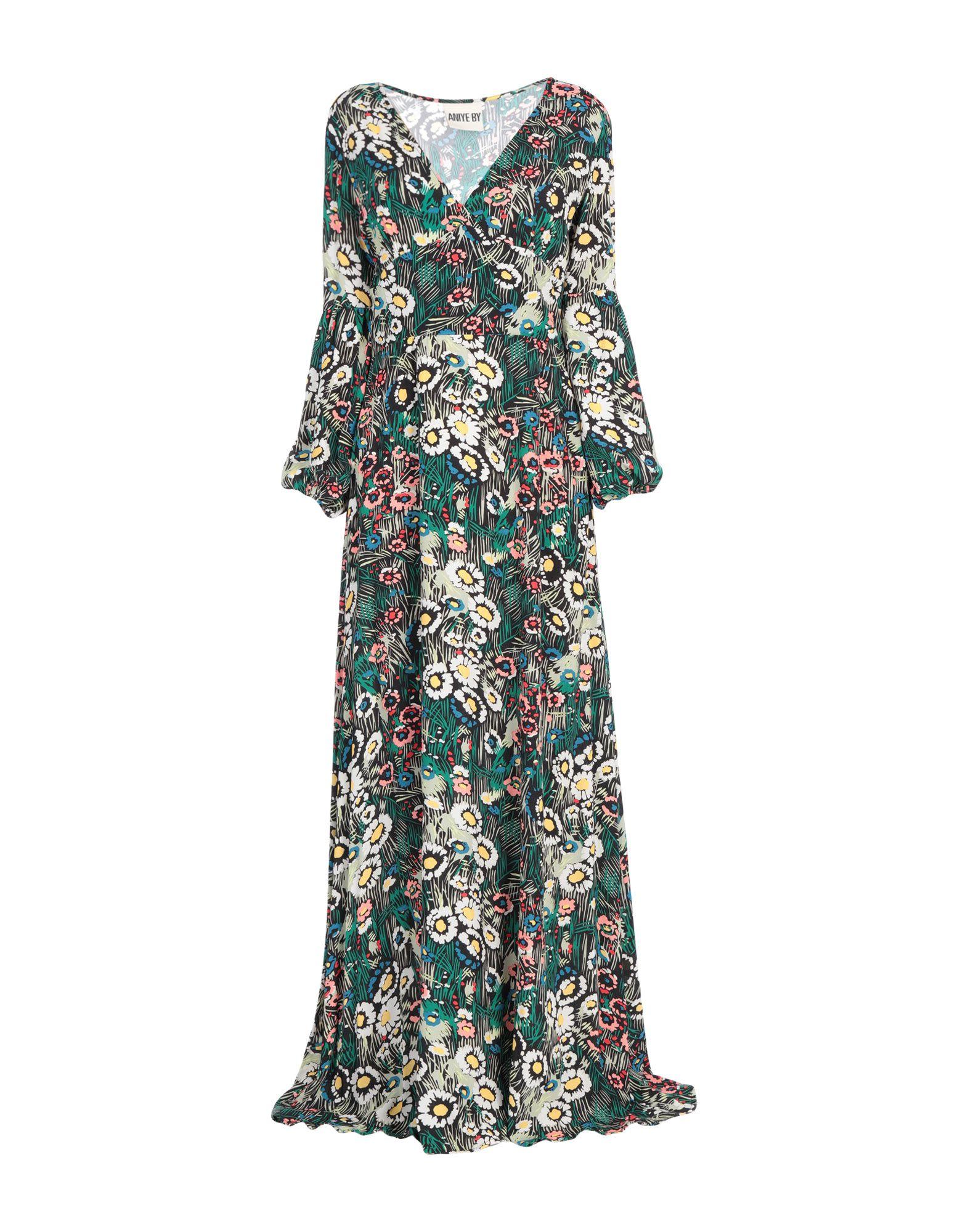 ANIYE BY Длинное платье цена