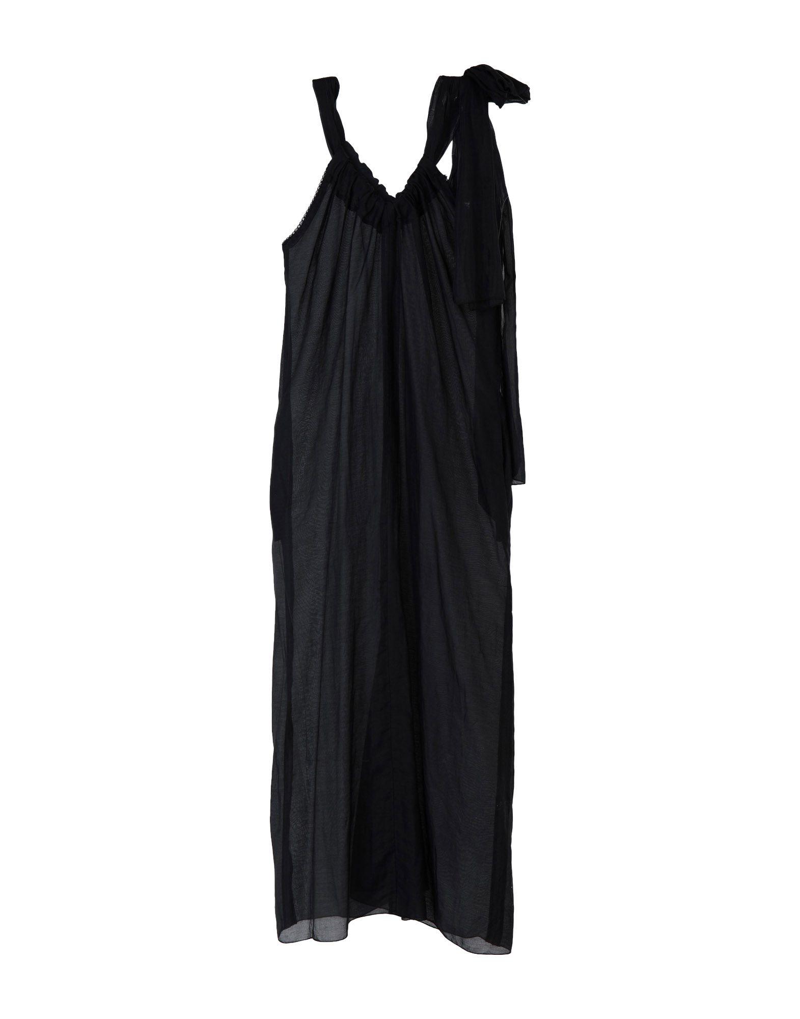 MACRÍ Длинное платье macrí подтяжки