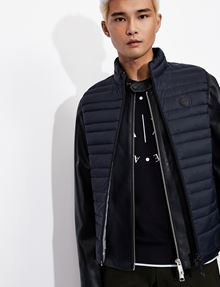 ARMANI EXCHANGE CLASSIC PACKABLE DOWN-FILL PUFFER VEST Vest [*** pickupInStoreShippingNotGuaranteed_info ***] a