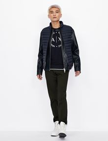 ARMANI EXCHANGE CLASSIC PACKABLE DOWN-FILL PUFFER VEST Vest [*** pickupInStoreShippingNotGuaranteed_info ***] d