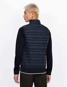 ARMANI EXCHANGE CLASSIC PACKABLE DOWN-FILL PUFFER VEST Vest [*** pickupInStoreShippingNotGuaranteed_info ***] e