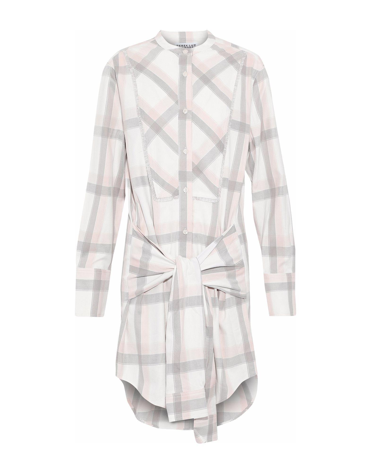 купить DEREK LAM 10 CROSBY Короткое платье по цене 9600 рублей