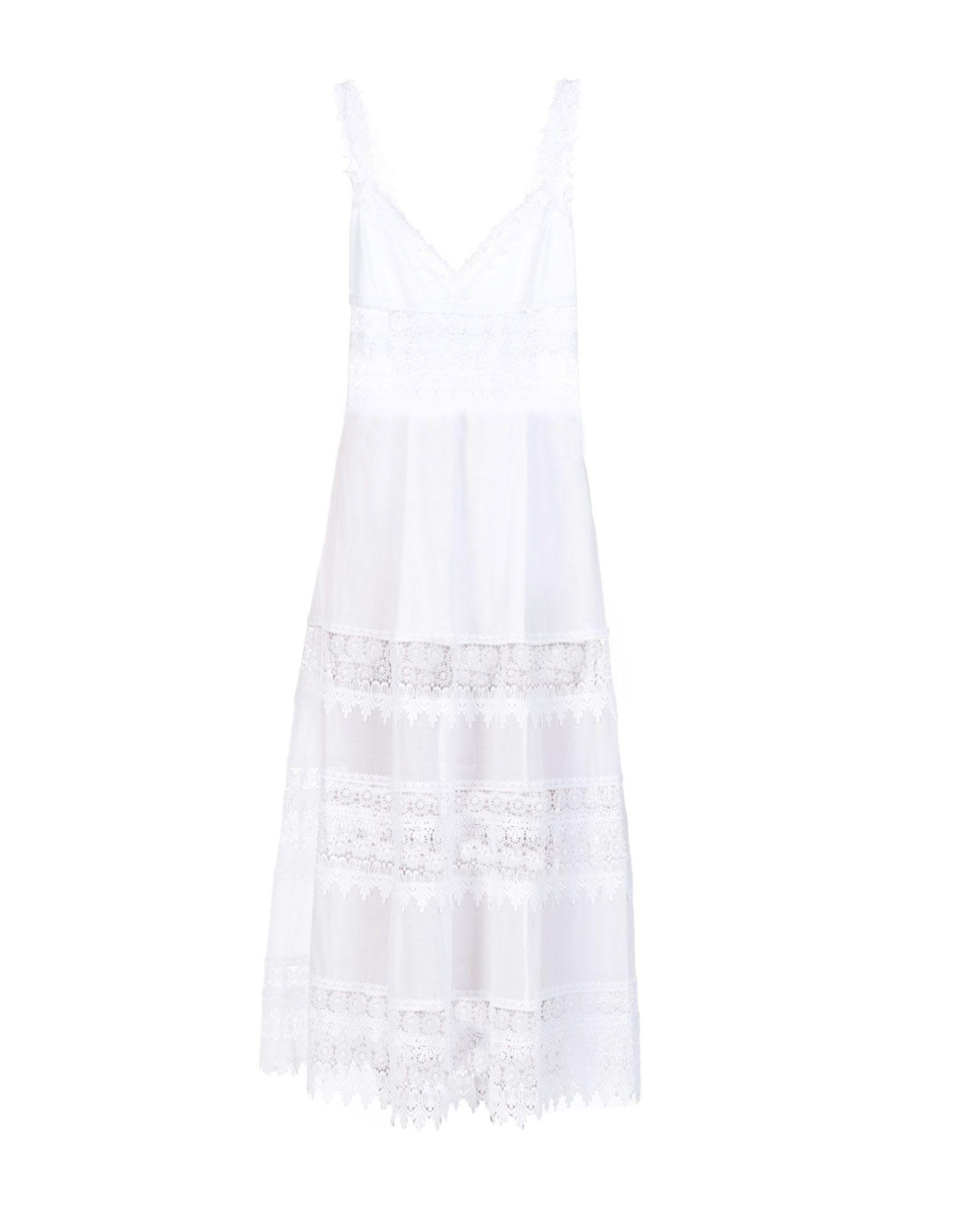 CHARO RUIZ IBIZA Длинное платье charo ruiz ibiza комбинезоны без бретелей