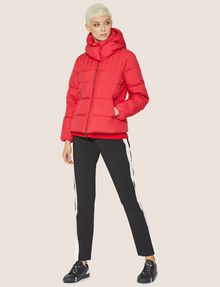ARMANI EXCHANGE FUNNELNECK HOODED DOWN-FILL PUFFER Down Jackets [*** pickupInStoreShipping_info ***] d