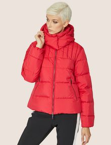 ARMANI EXCHANGE FUNNELNECK HOODED DOWN-FILL PUFFER Down Jackets [*** pickupInStoreShipping_info ***] f