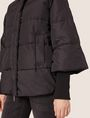 ARMANI EXCHANGE CROPPED HOODED PUFFER JACKET PUFFER JACKET Woman b