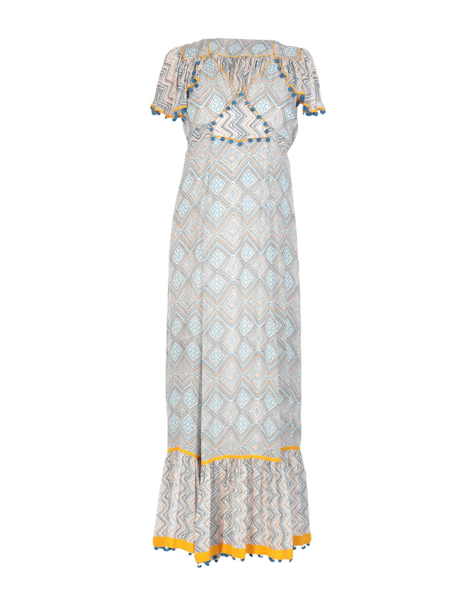 TALITHA Длинное платье talitha повседневные шорты